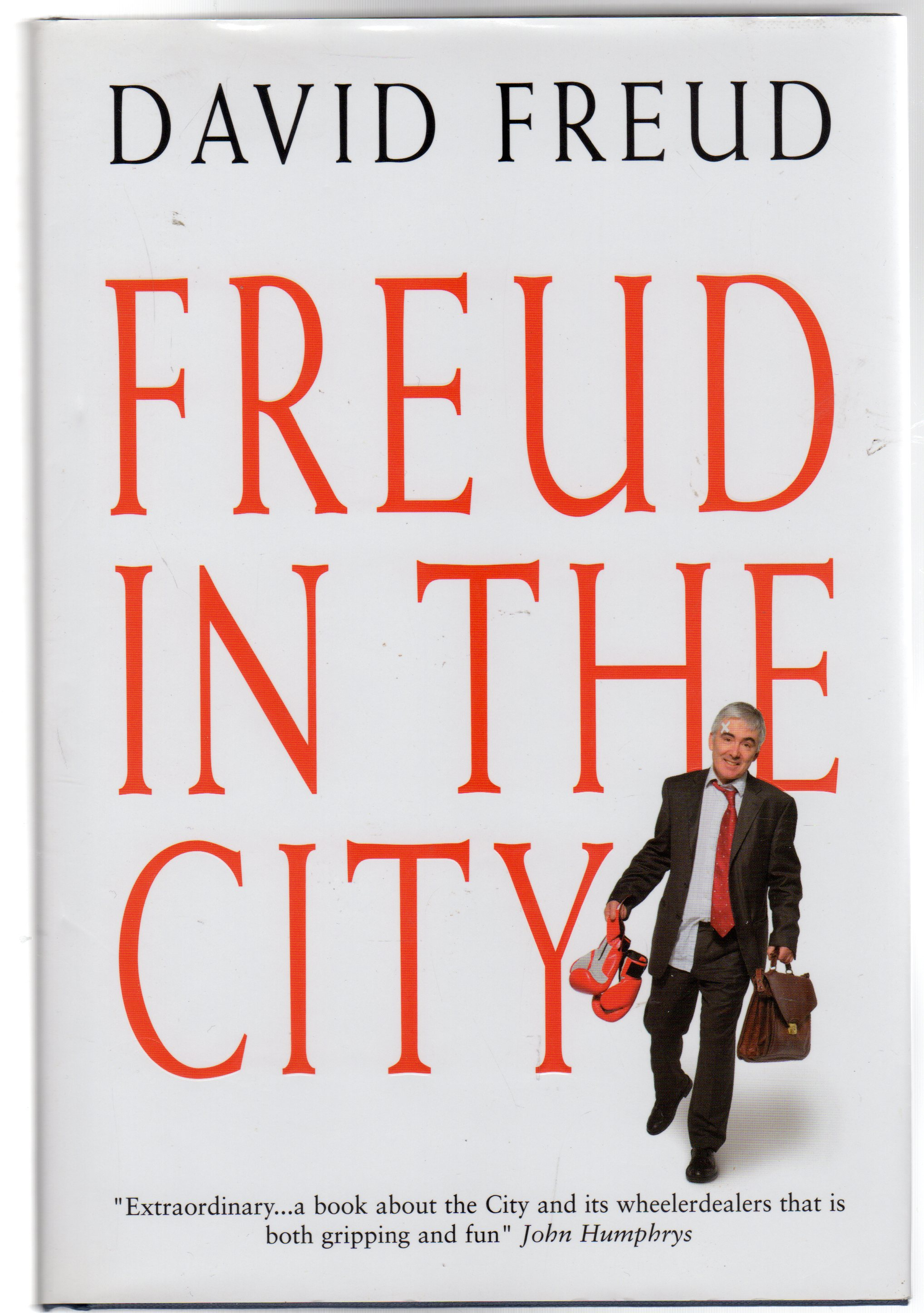 Image for Freud in the City