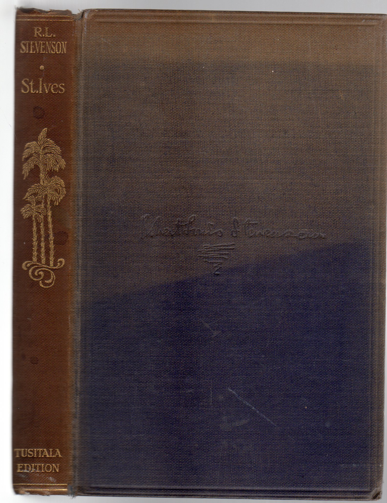 Image for St. Ives - Being the Adventures of a French Prisoner in England