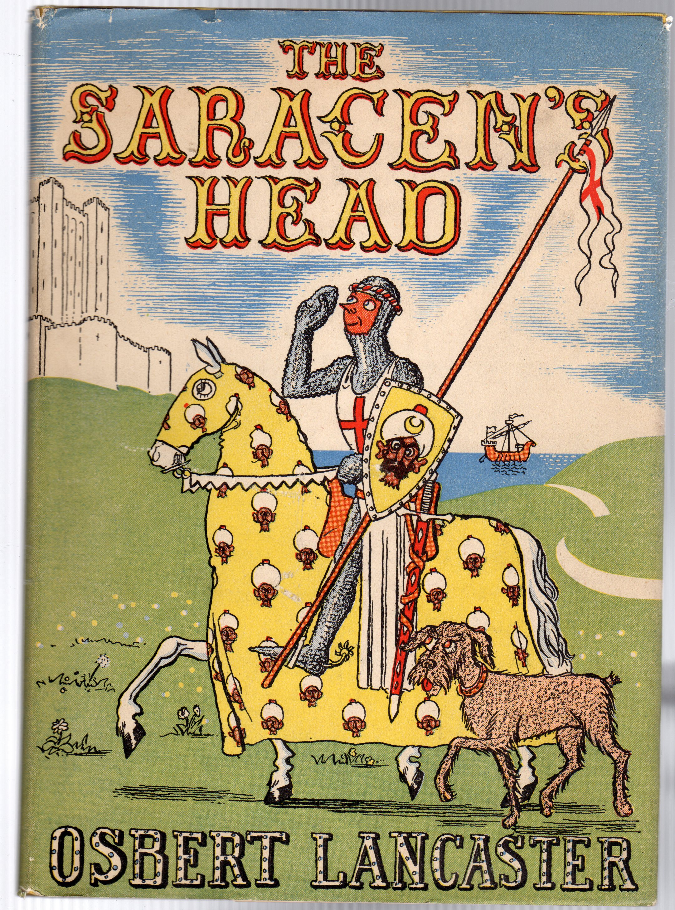 Image for The Saracen's Head : or The Reluctant Crusader