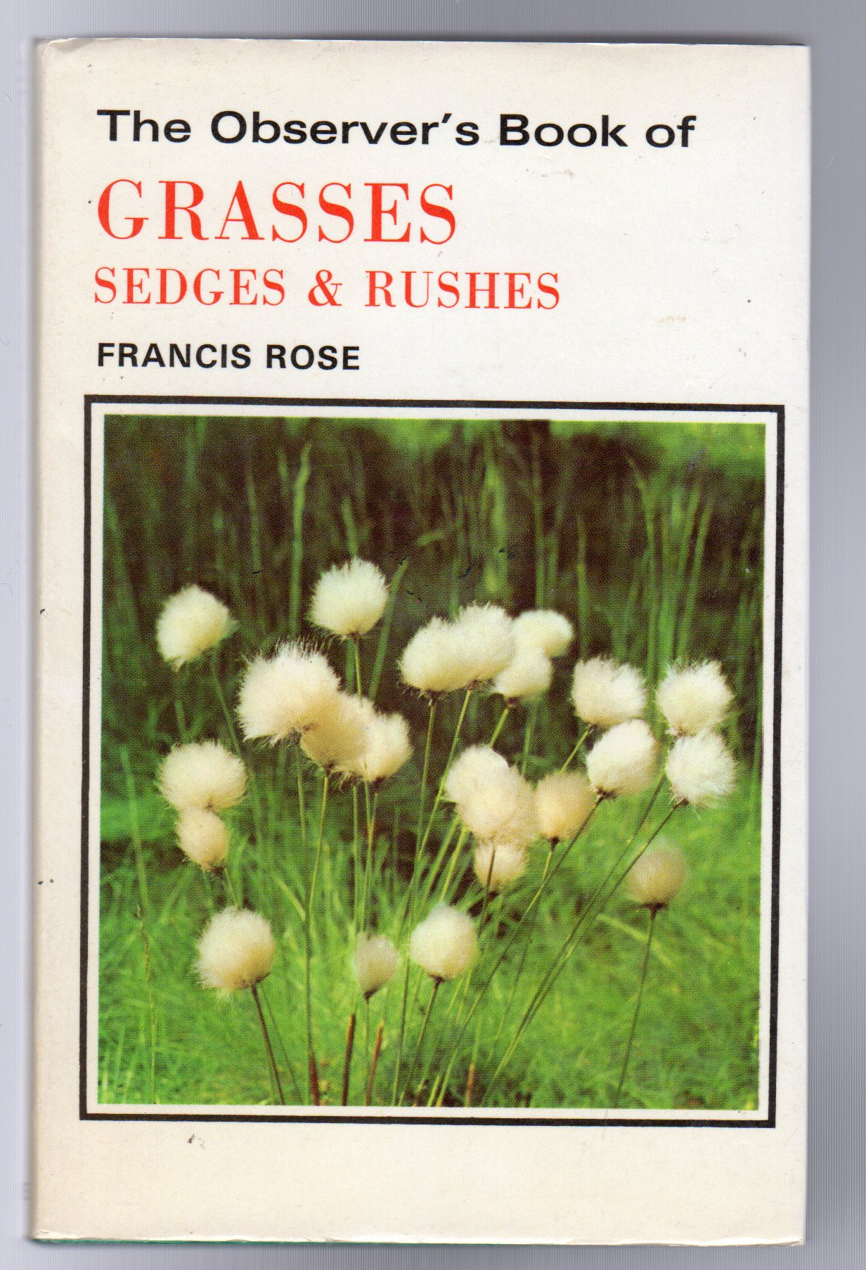 Image for The Observer's Book of Grasses, Sedges & Rushes