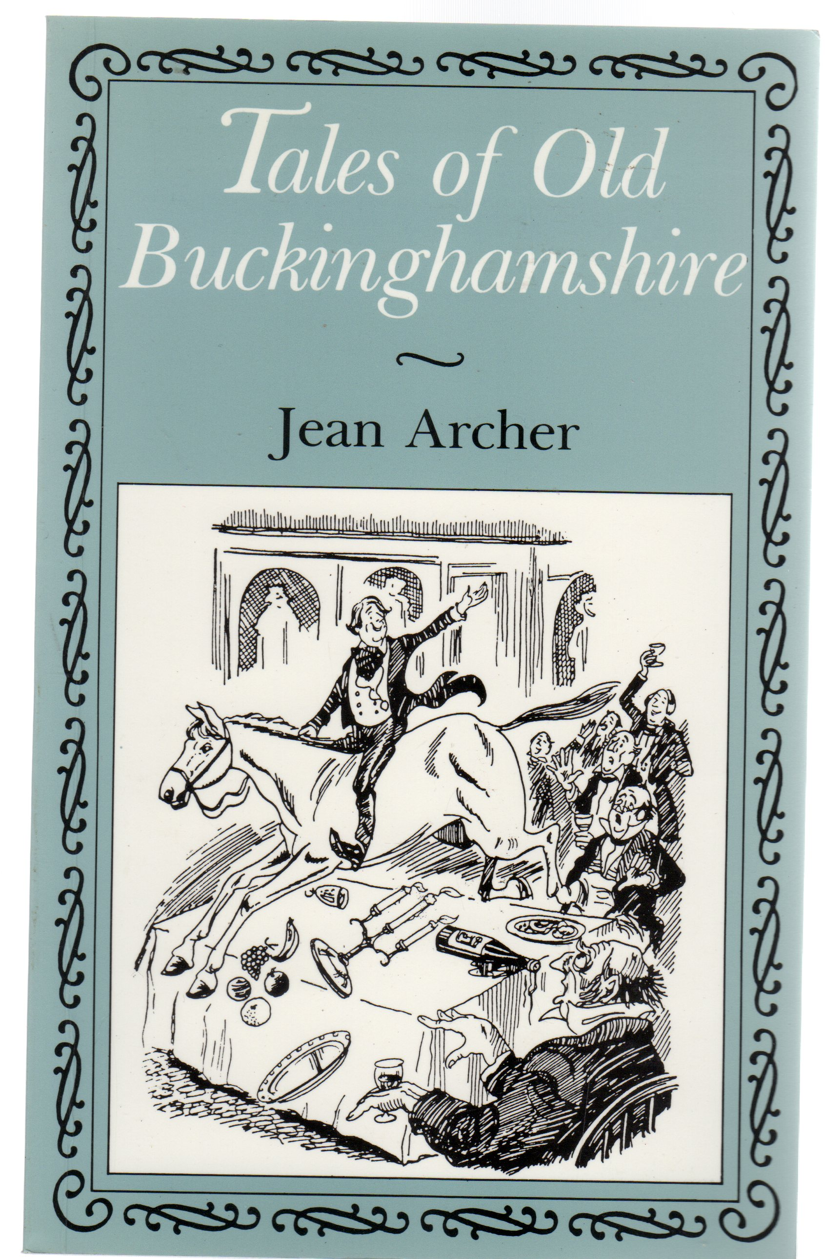 Image for Tales of Old Buckinghamshire