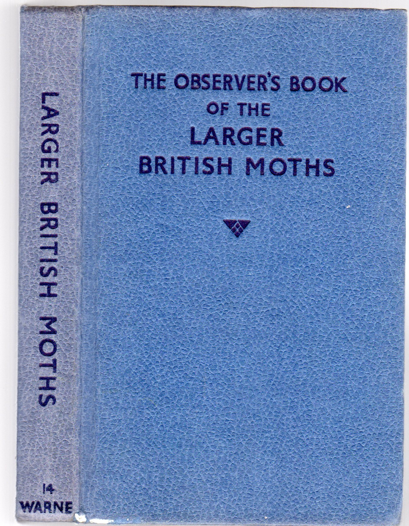 Image for The Observer's Book of Larger Moths