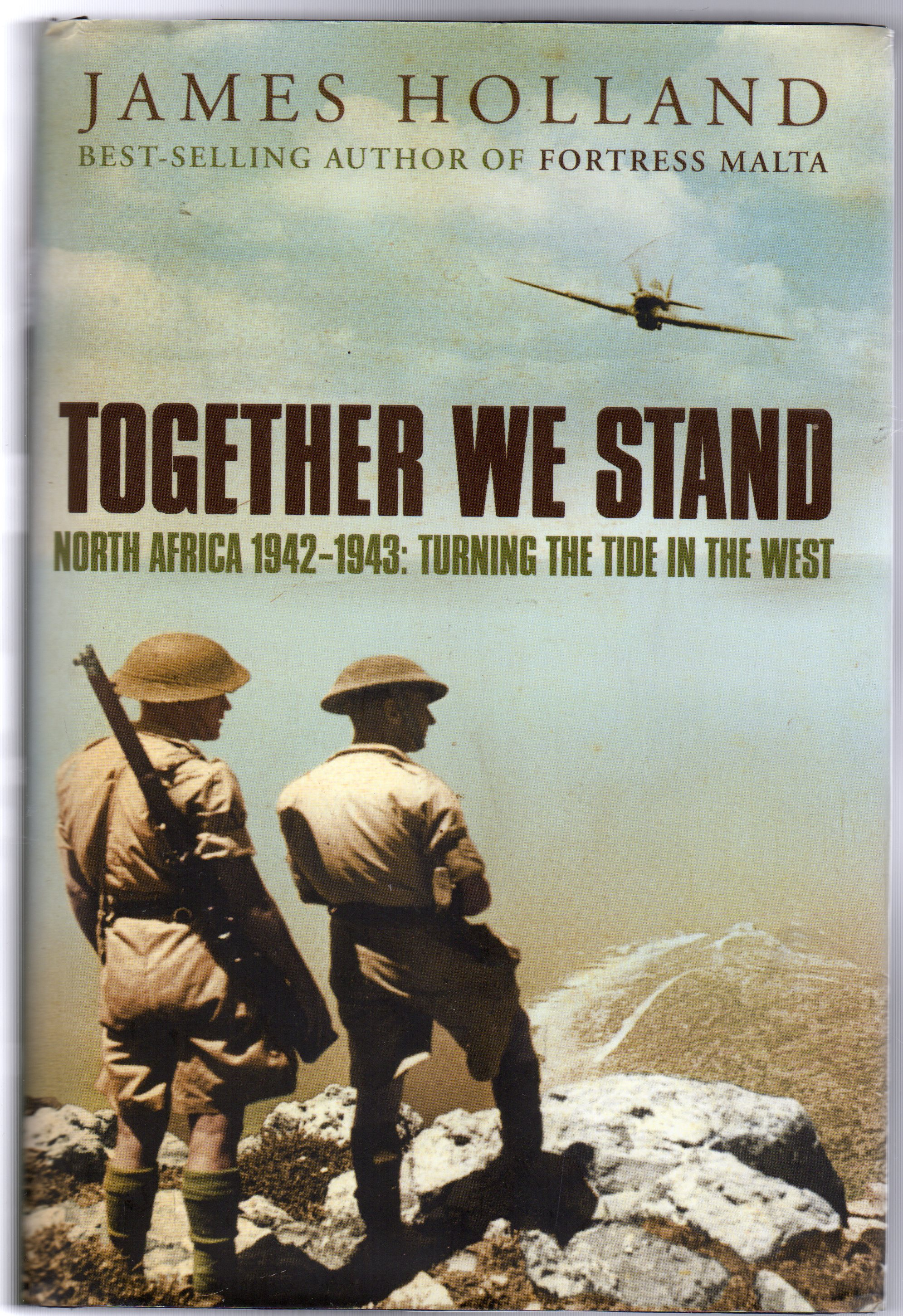 Image for Together We Stand: Britain, America and the War in North Africa, May 1942-May 1943