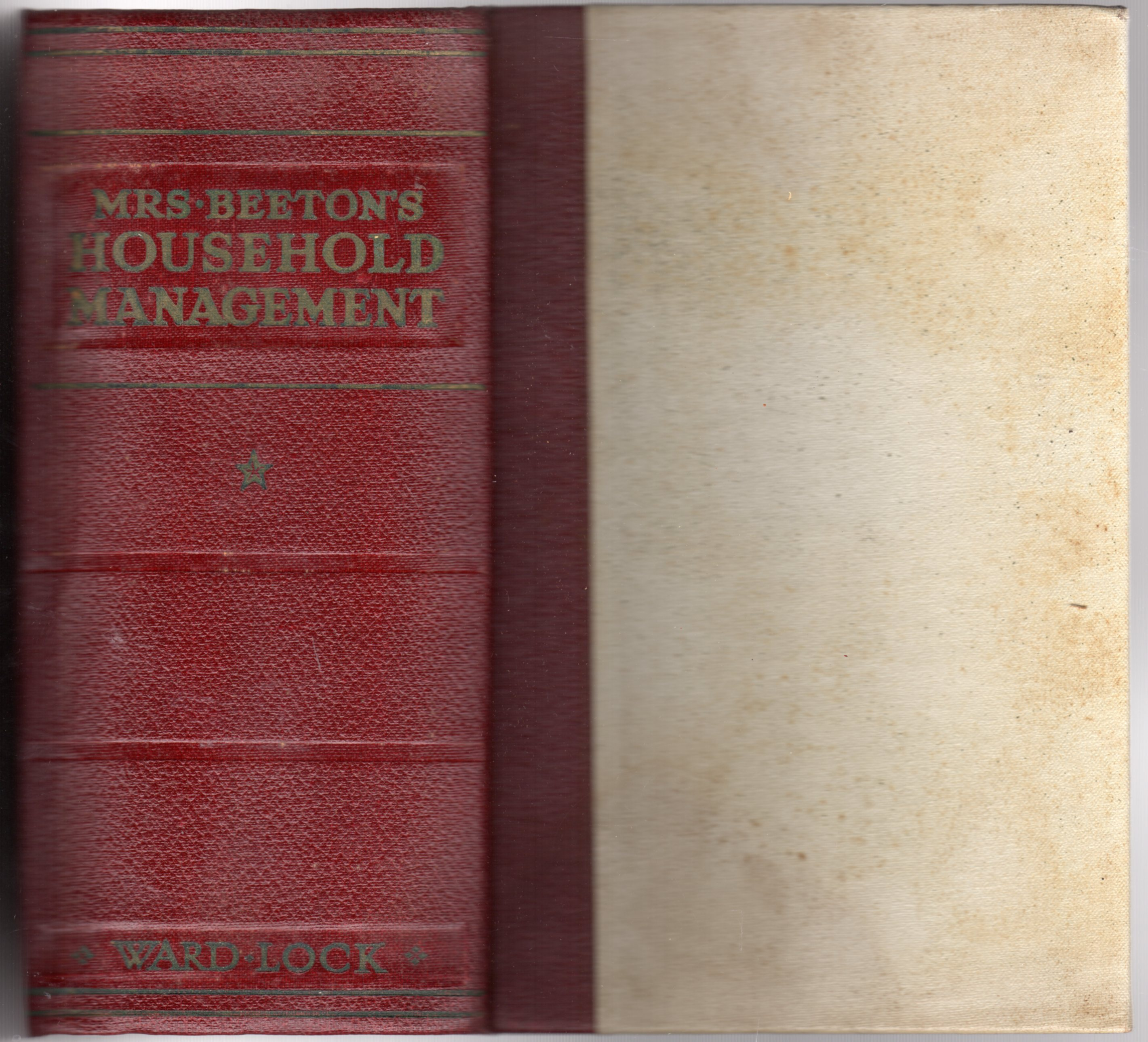 Image for Mrs. Beeton's Household Management