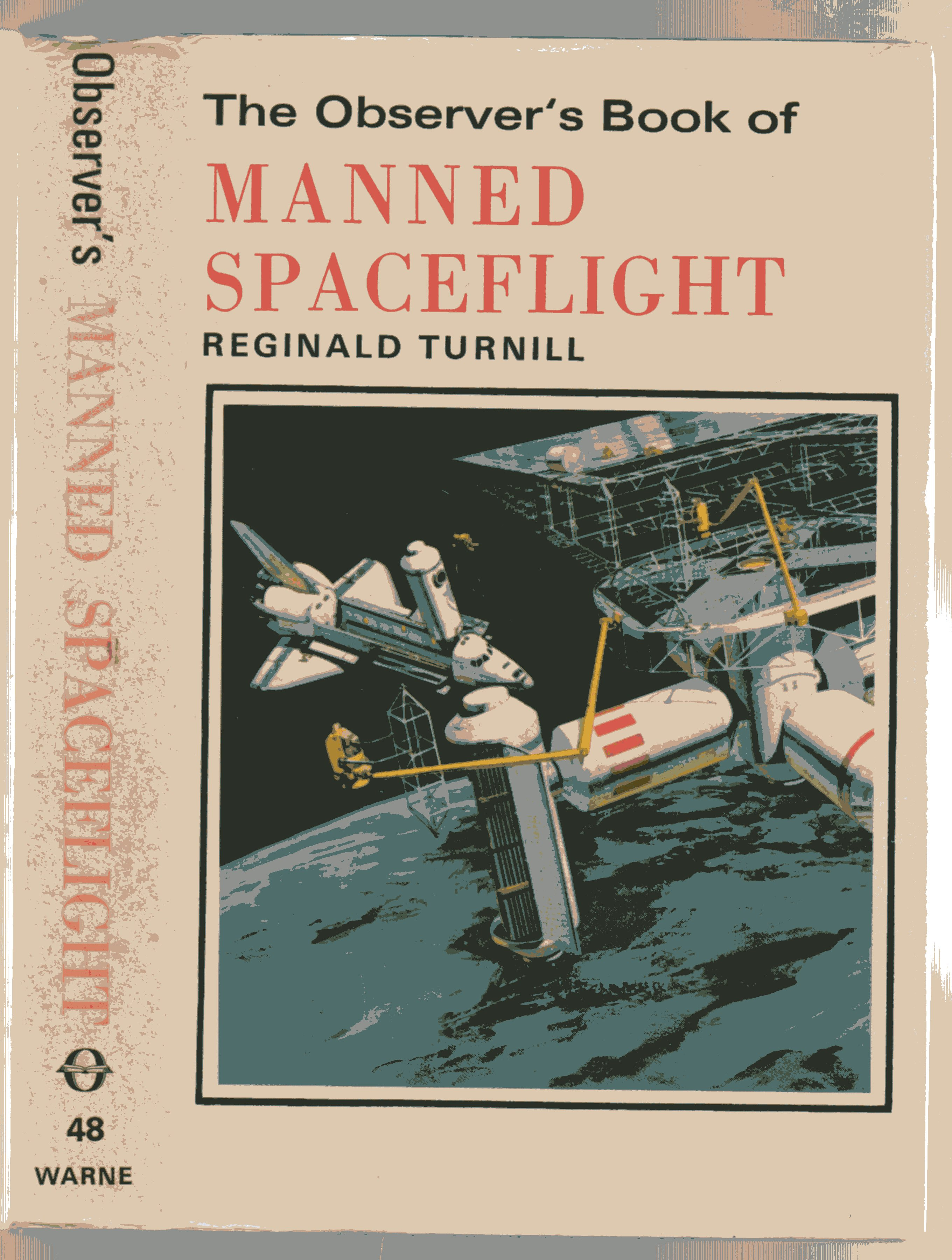 Image for The Observer's Book of Manned Spaceflight