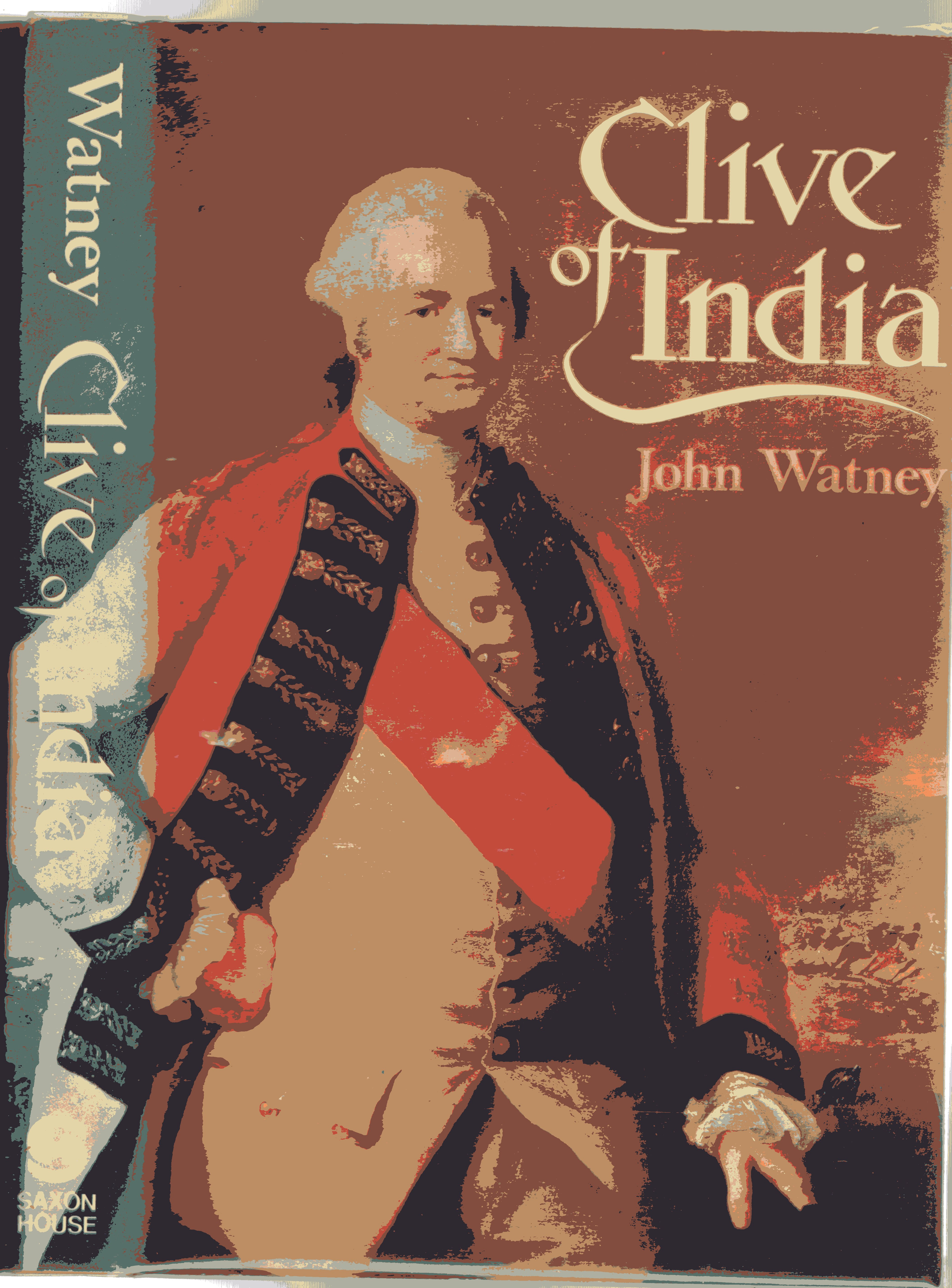 Image for Clive of India