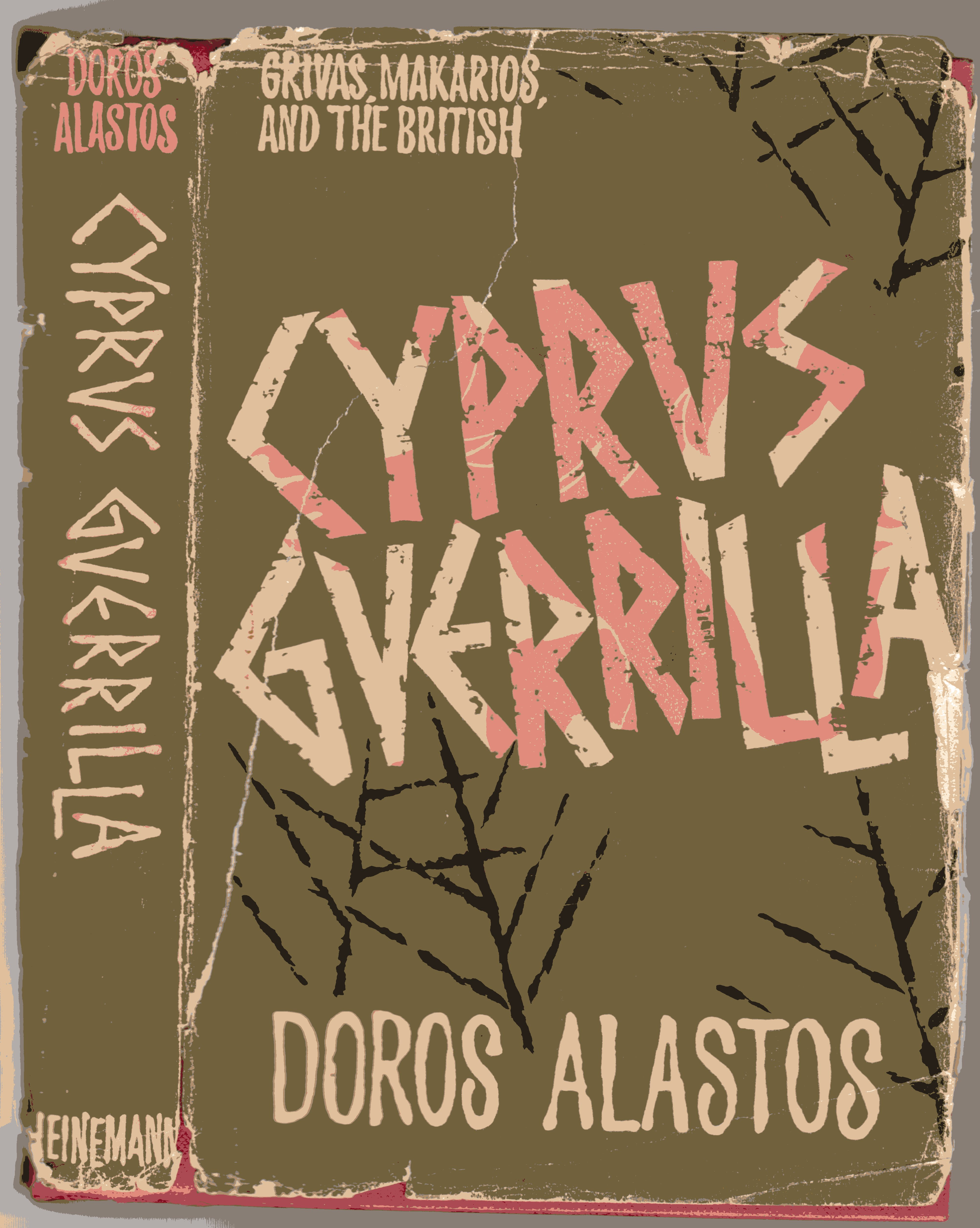Image for Cyprus Guerrilla : Grivas Makarios and the British
