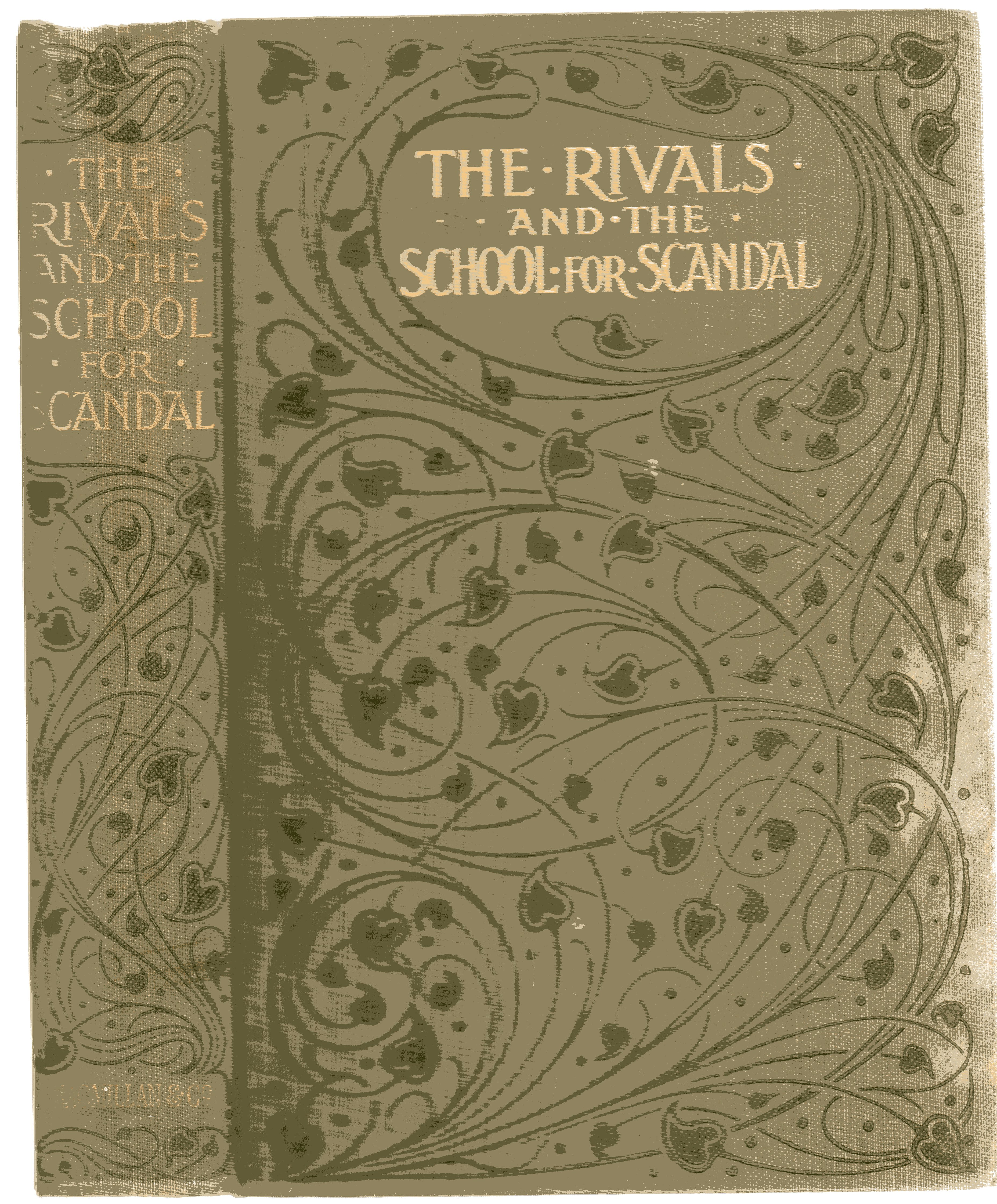 Image for The School for Scandal & The Rivals