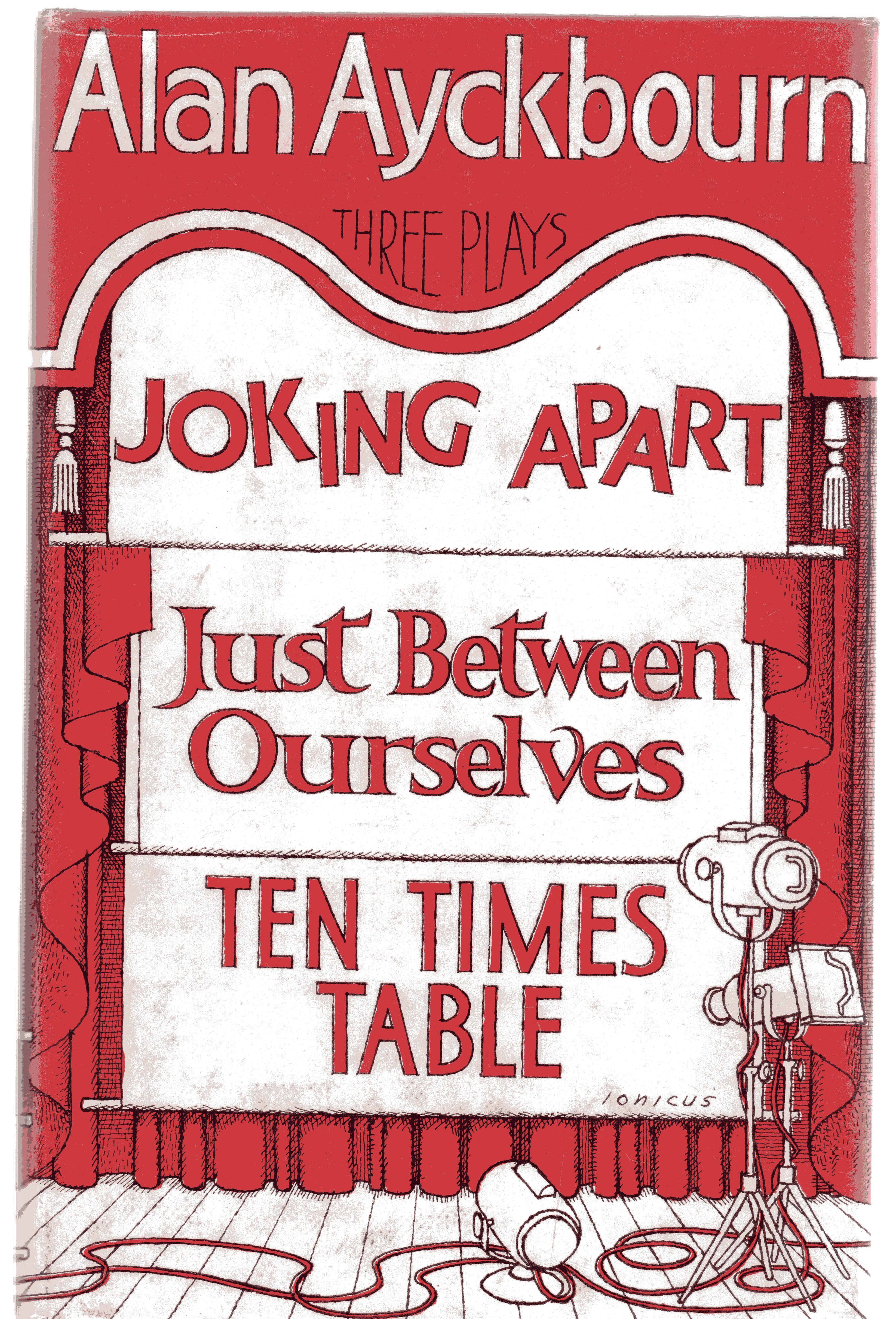 Image for Joking Apart, Ten Times Table, Just Between Ourselves