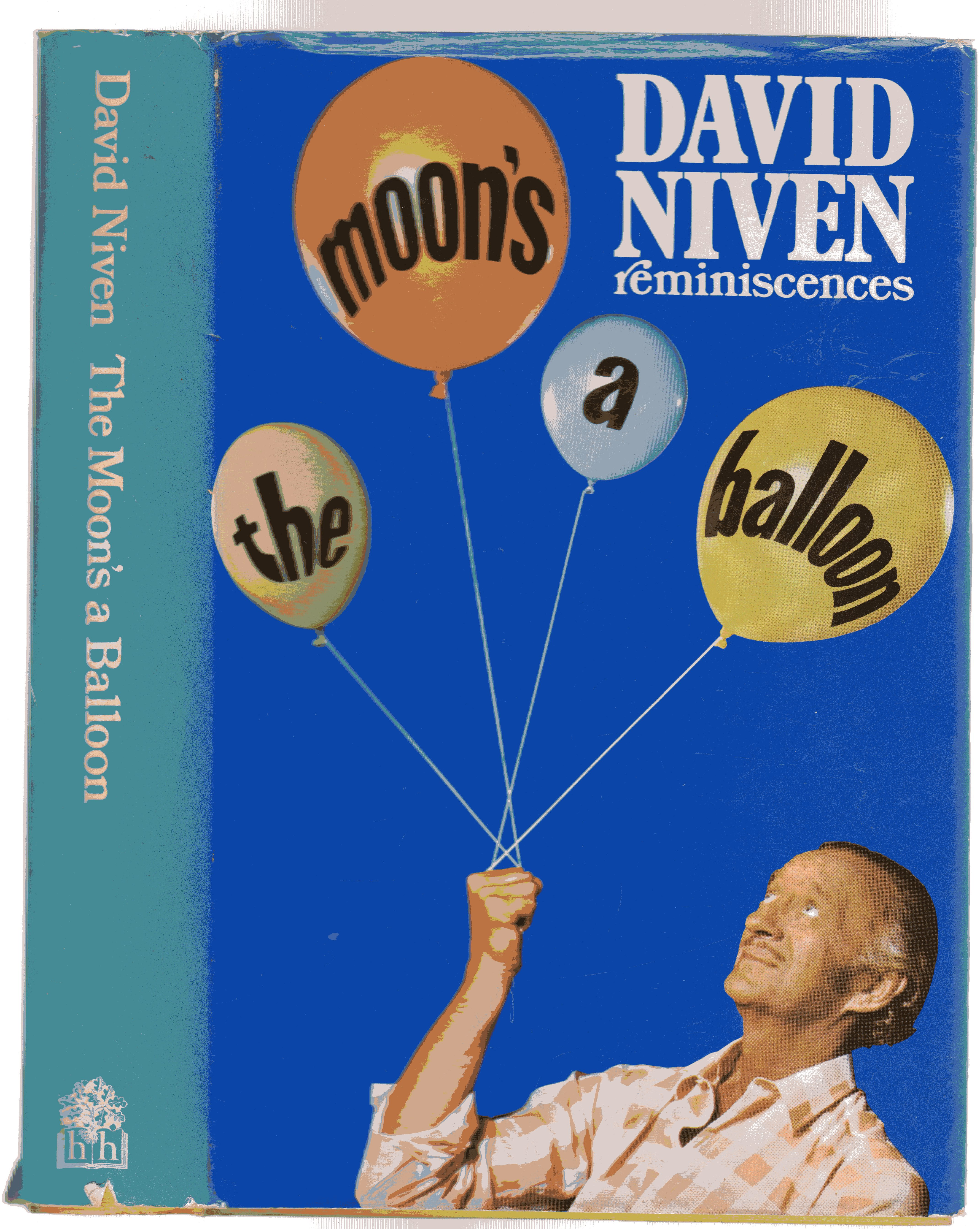Image for The Moon's a Balloon