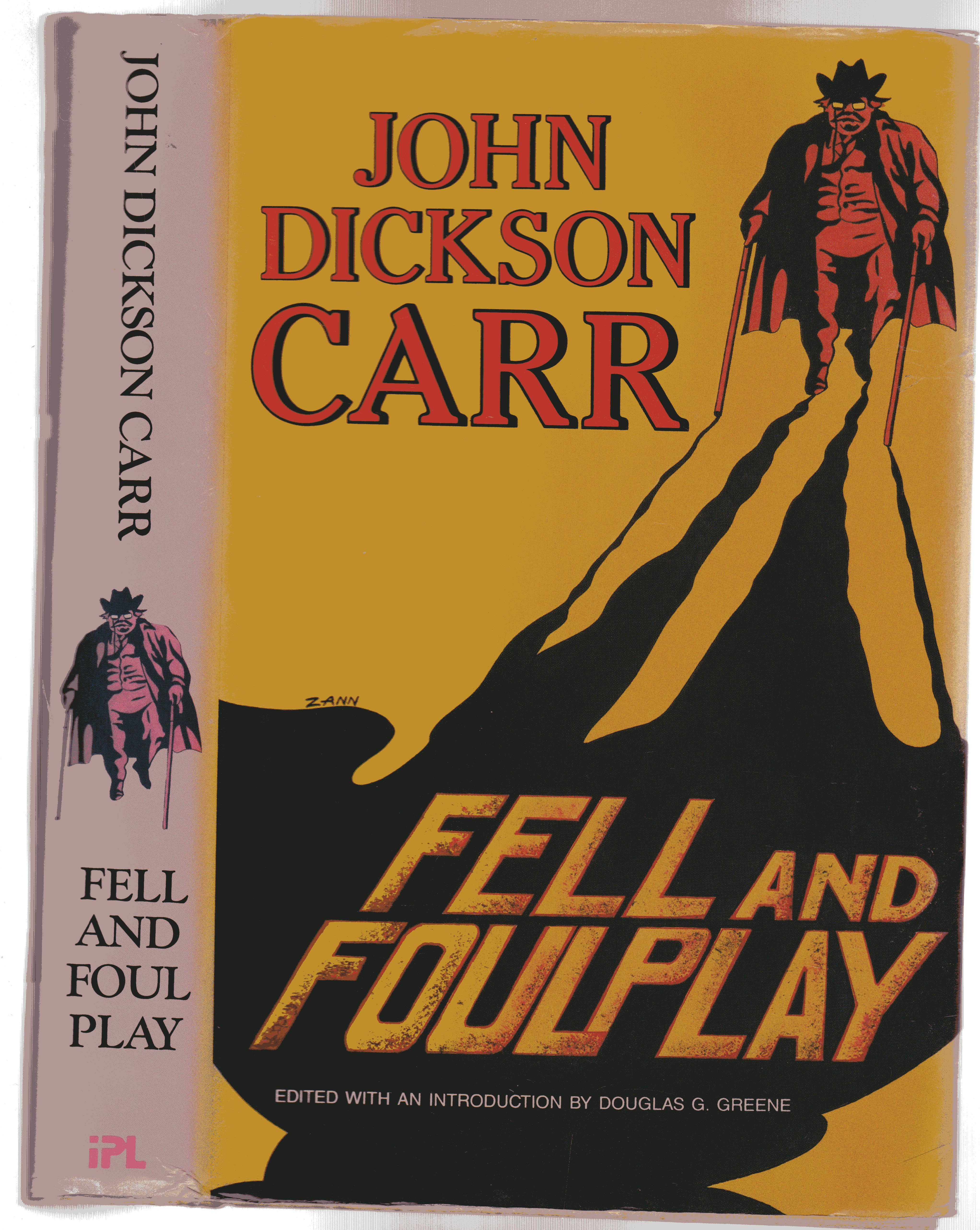 Image for Fell and Foul Play