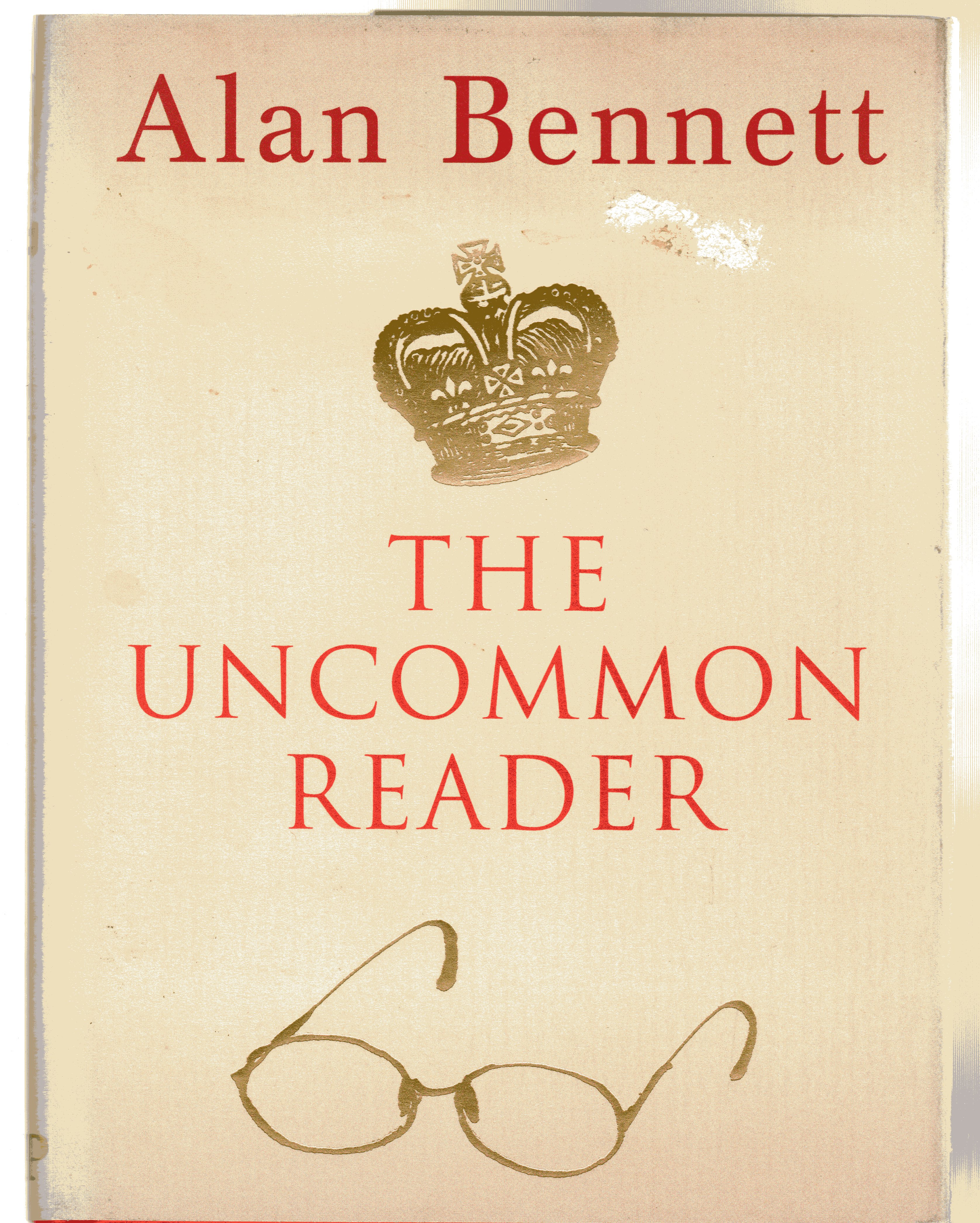 Image for The Uncommon Reader  (SIGNED COPY)