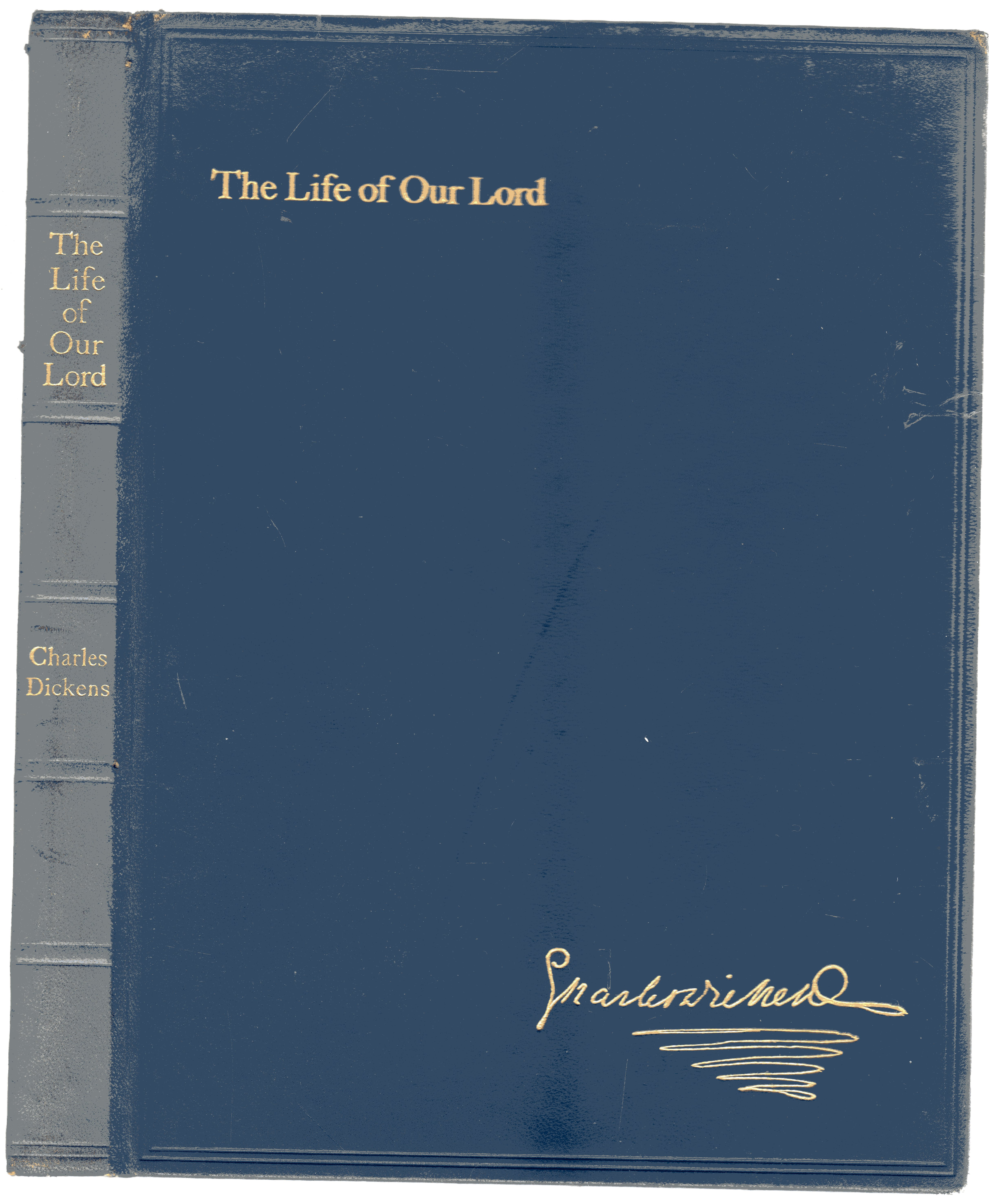 Image for The Life of Our Lord : Written for His Children