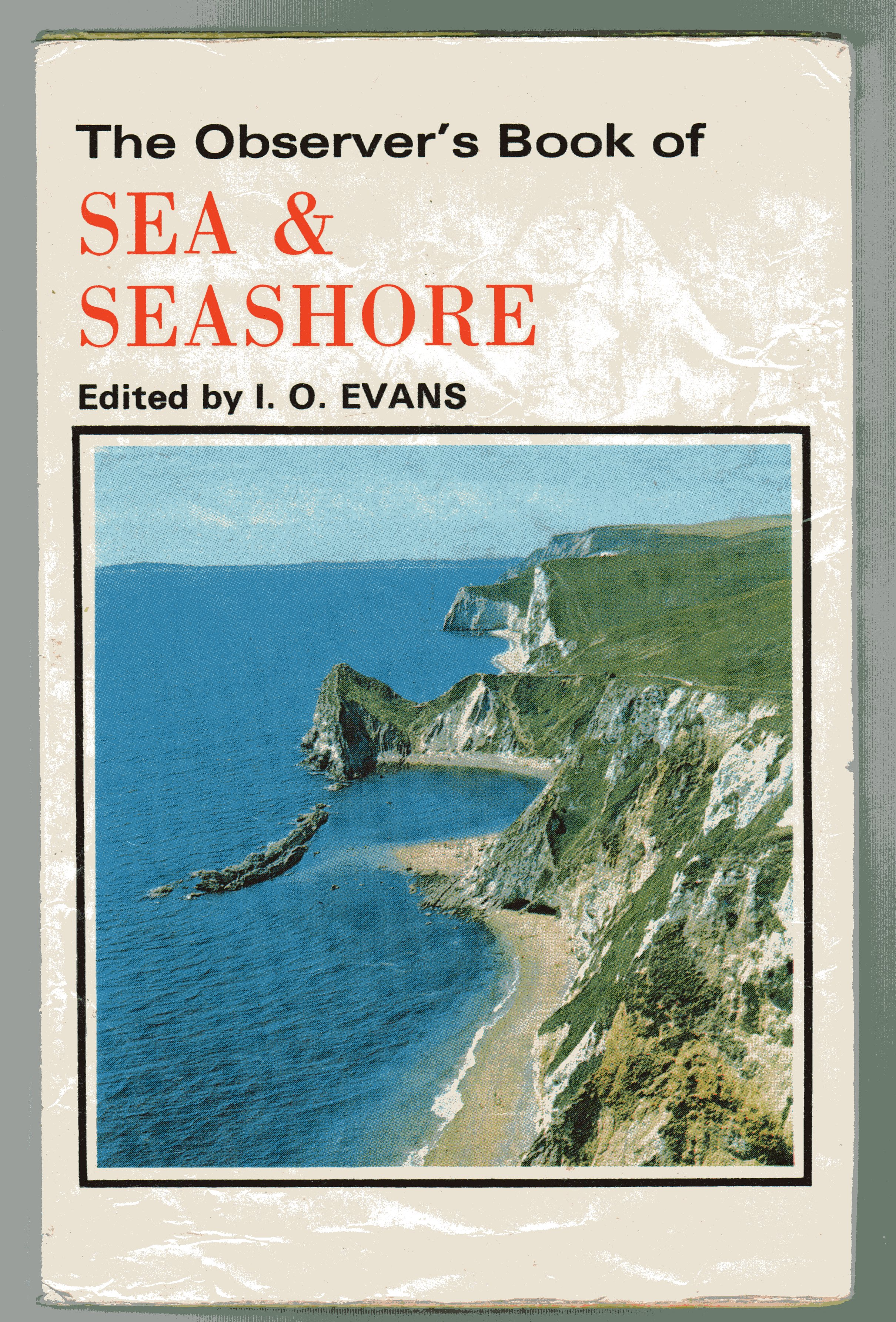 Image for The Observer's Book of Sea and Seashore