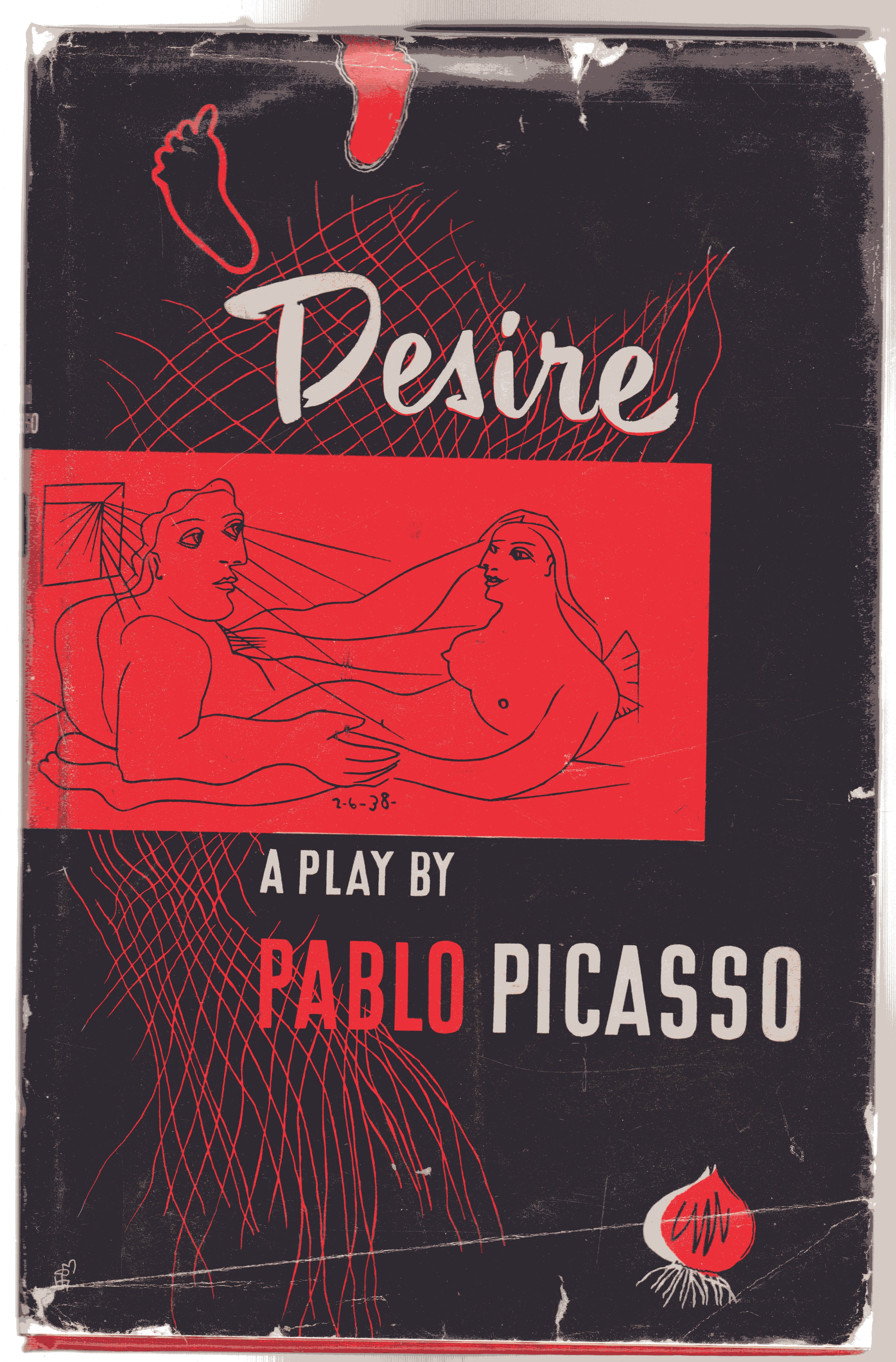 Image for Desire a Play