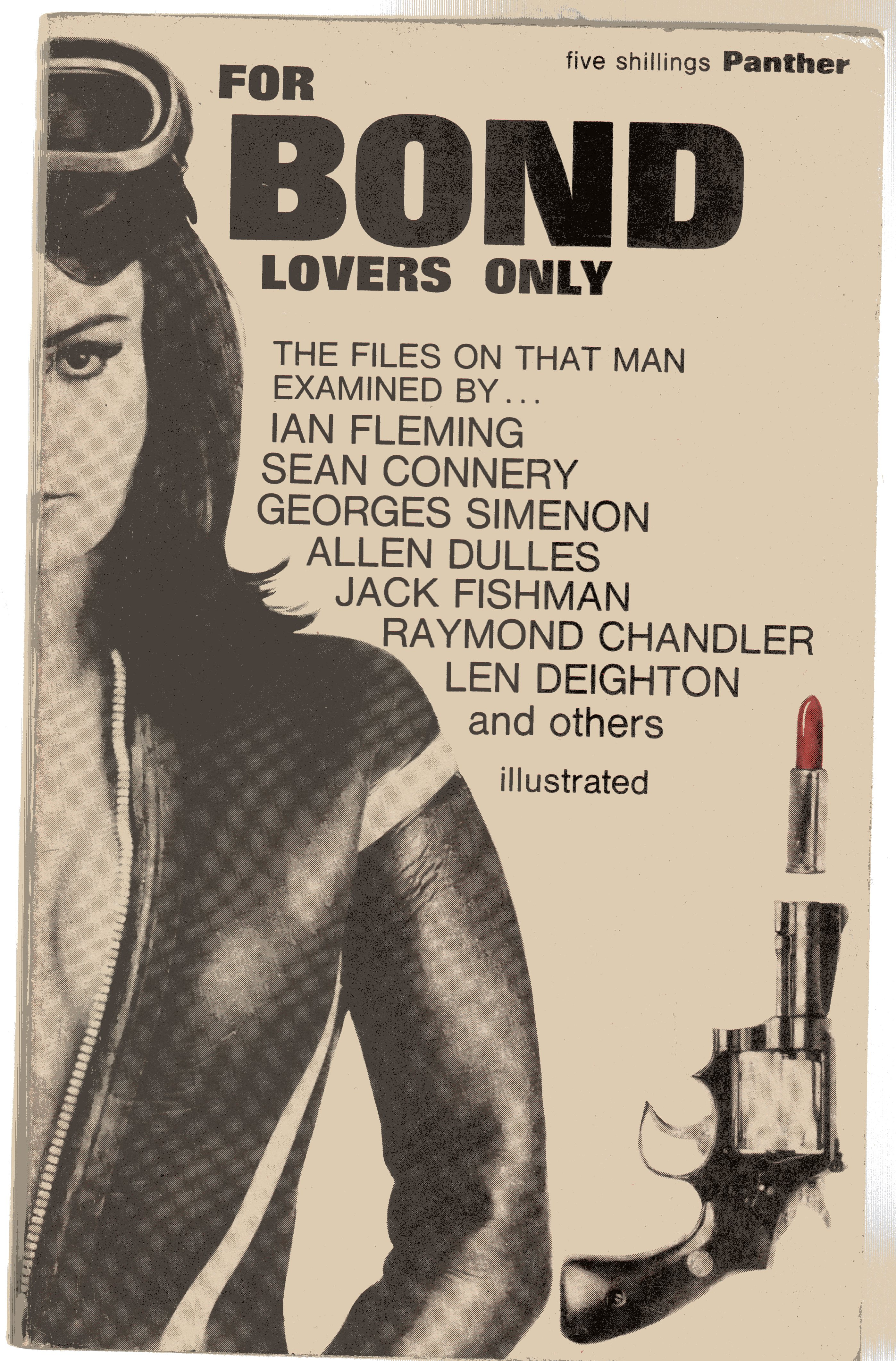 Image for For Bond Lovers Only