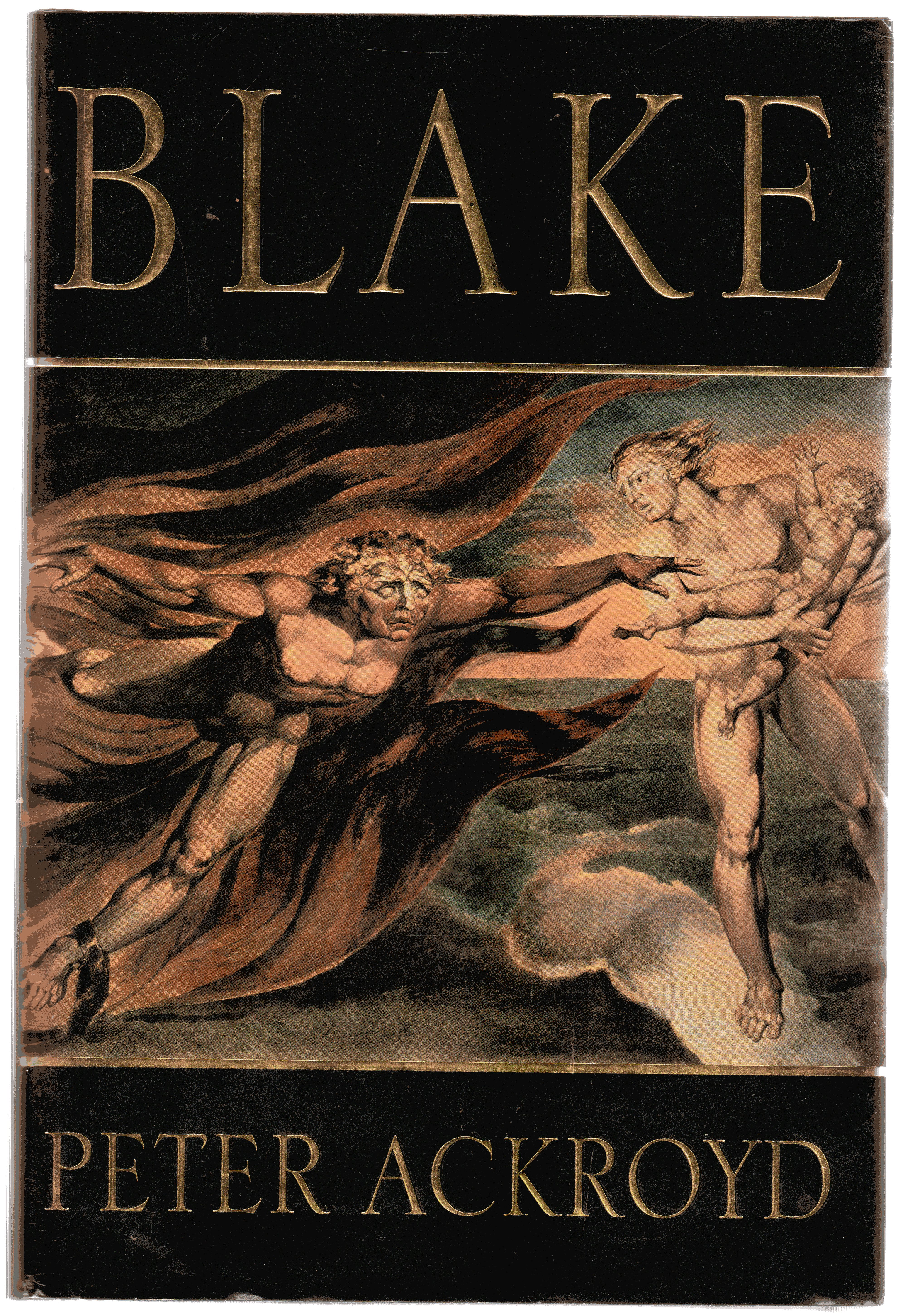 Image for Blake - SIGNED COPY