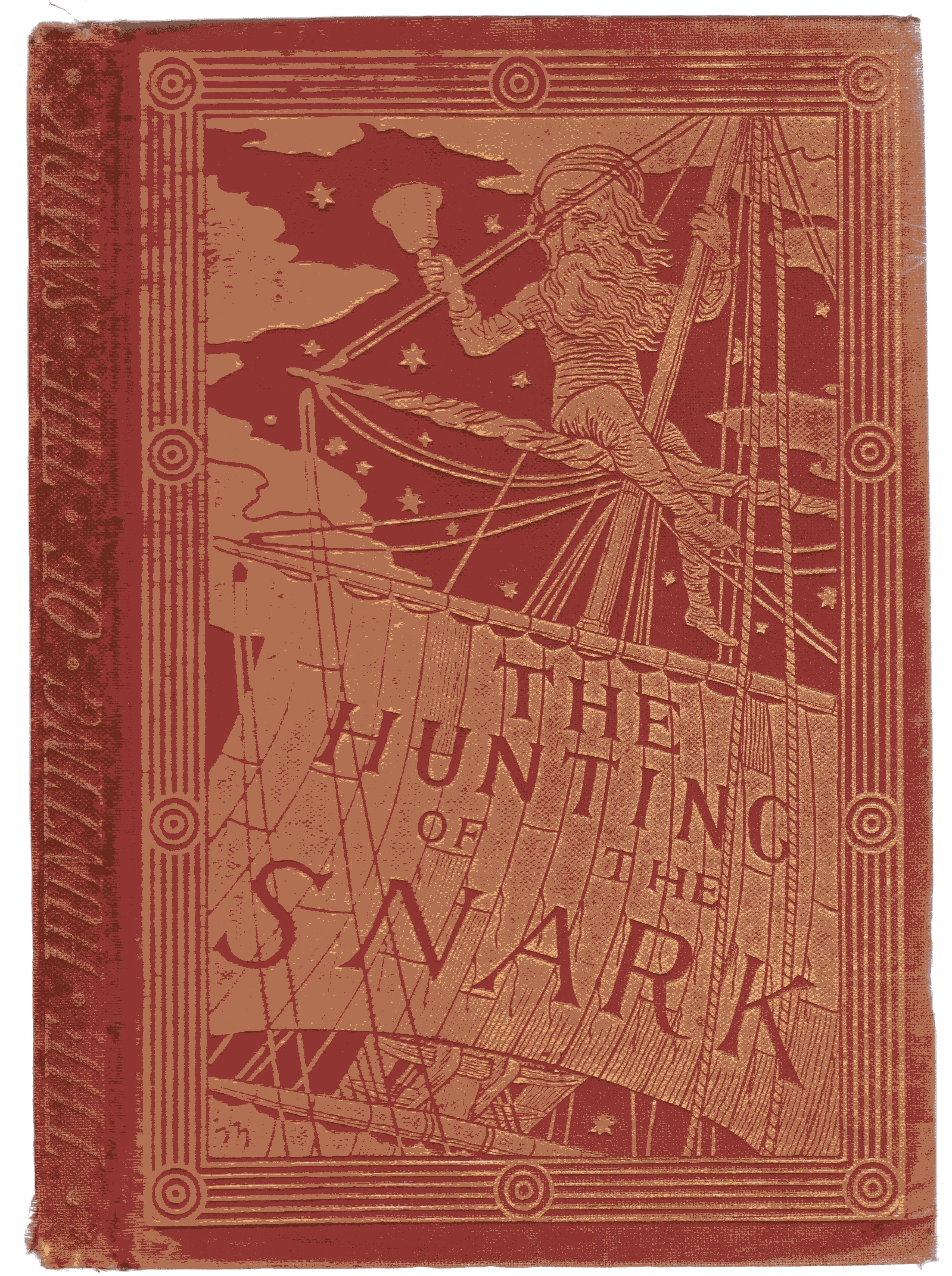 Image for The Hunting of the Snark - an Agony in Eight Fits