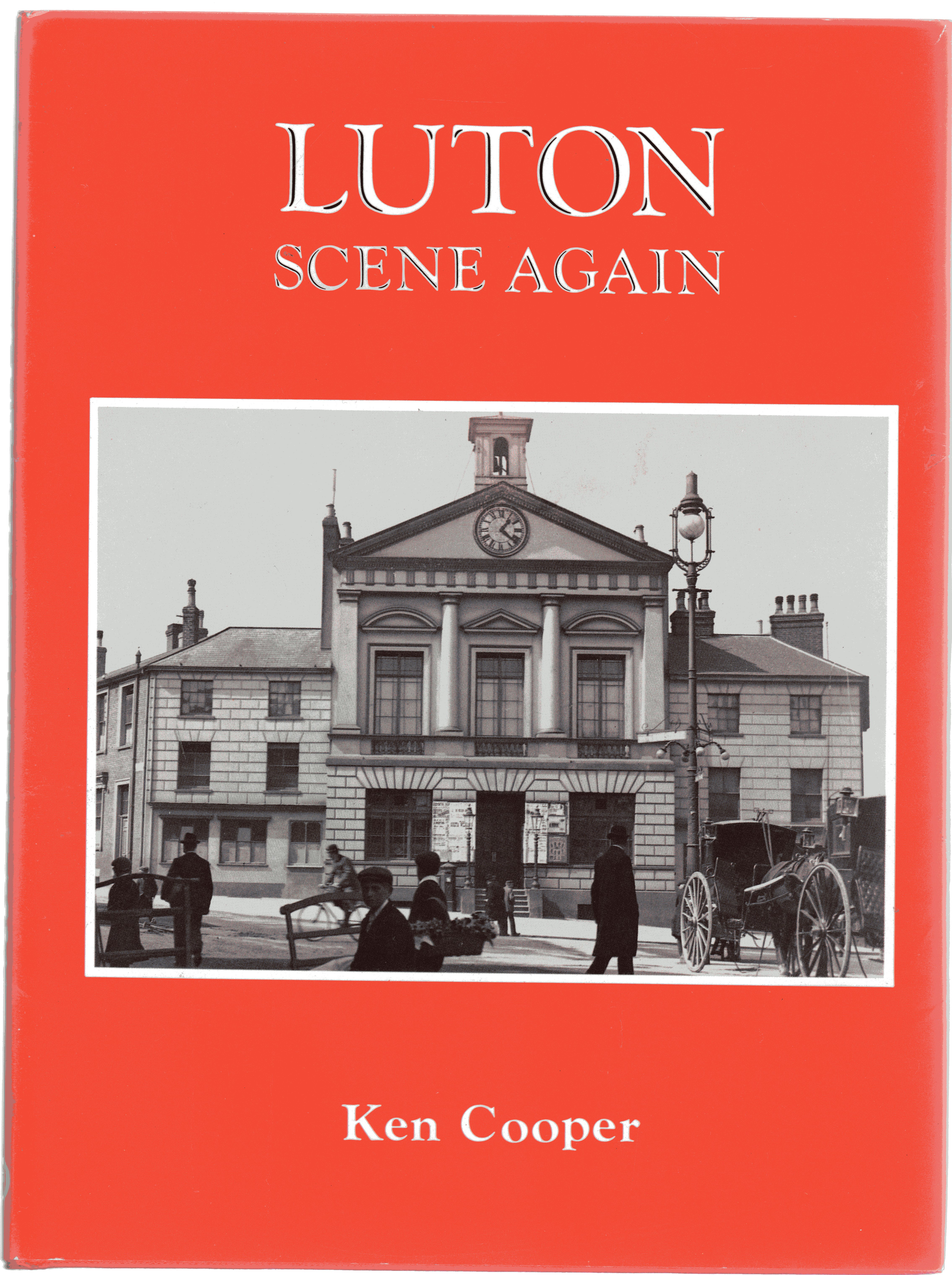 Image for Luton : Scene Again