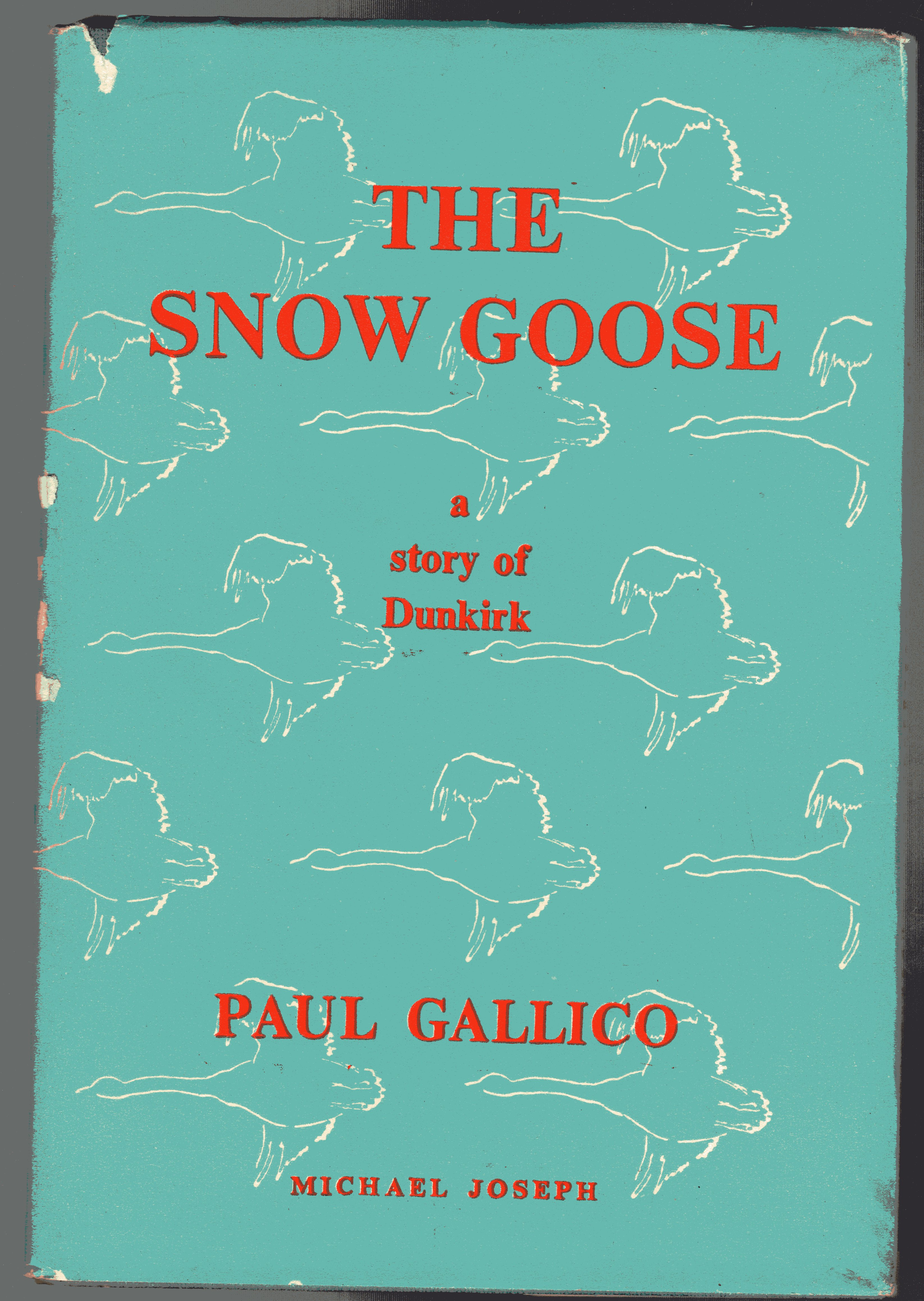 Image for The Snow Goose