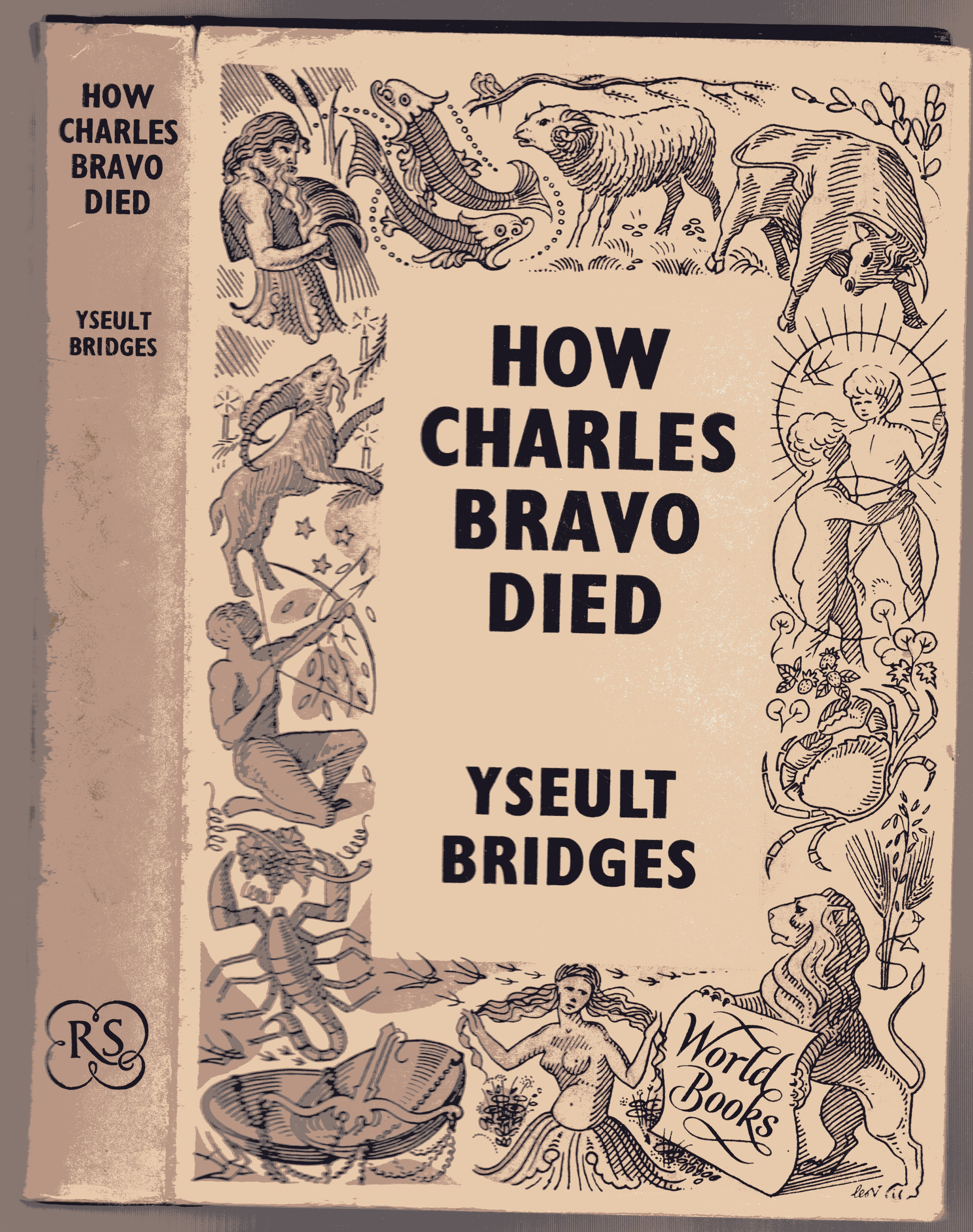 Image for How Charles Bravo Died : The Chronicle Of A Cause Celebre