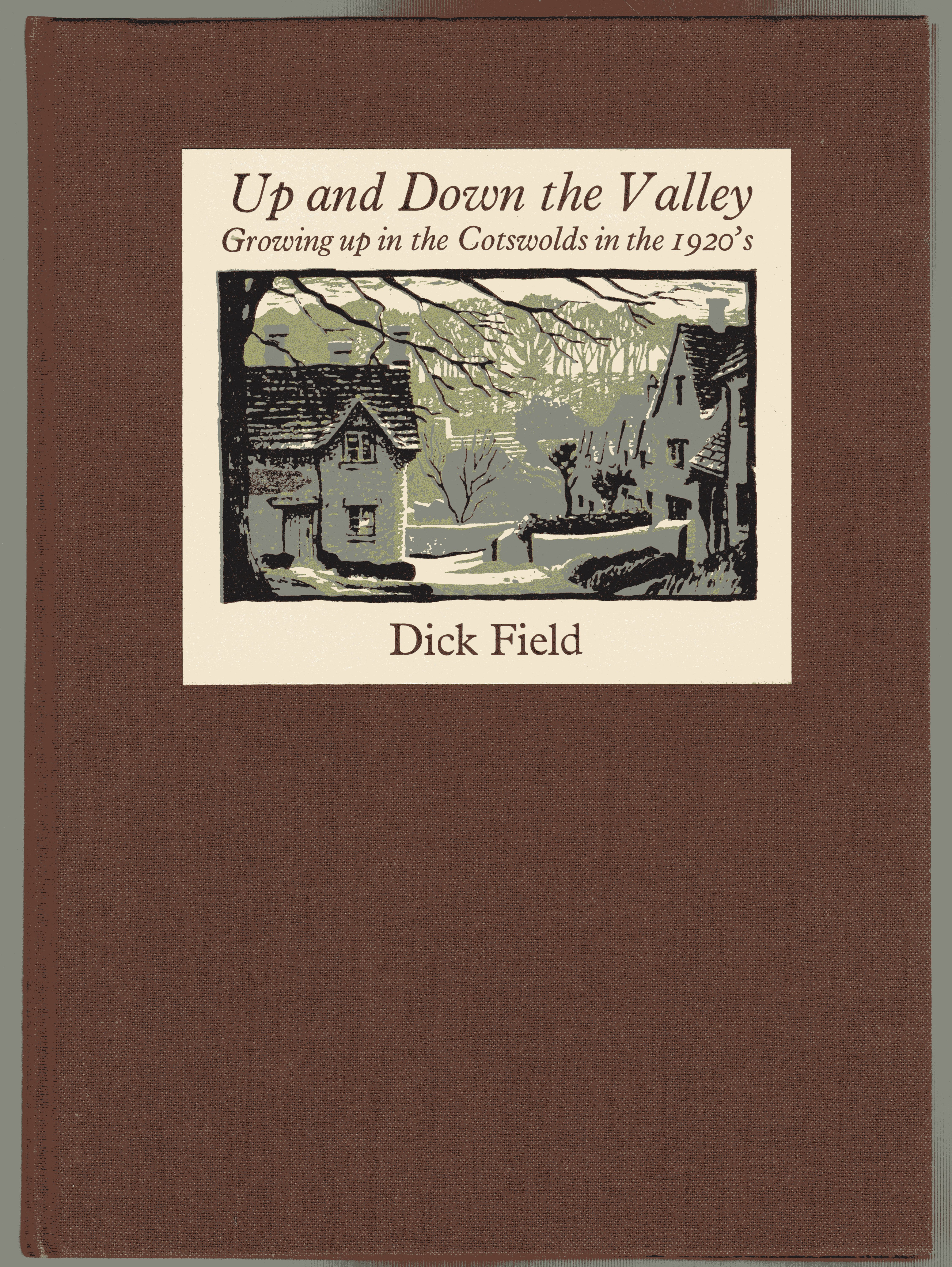 Image for Up and down the Valley - Growing Up in the Cotswolds in the 1920's