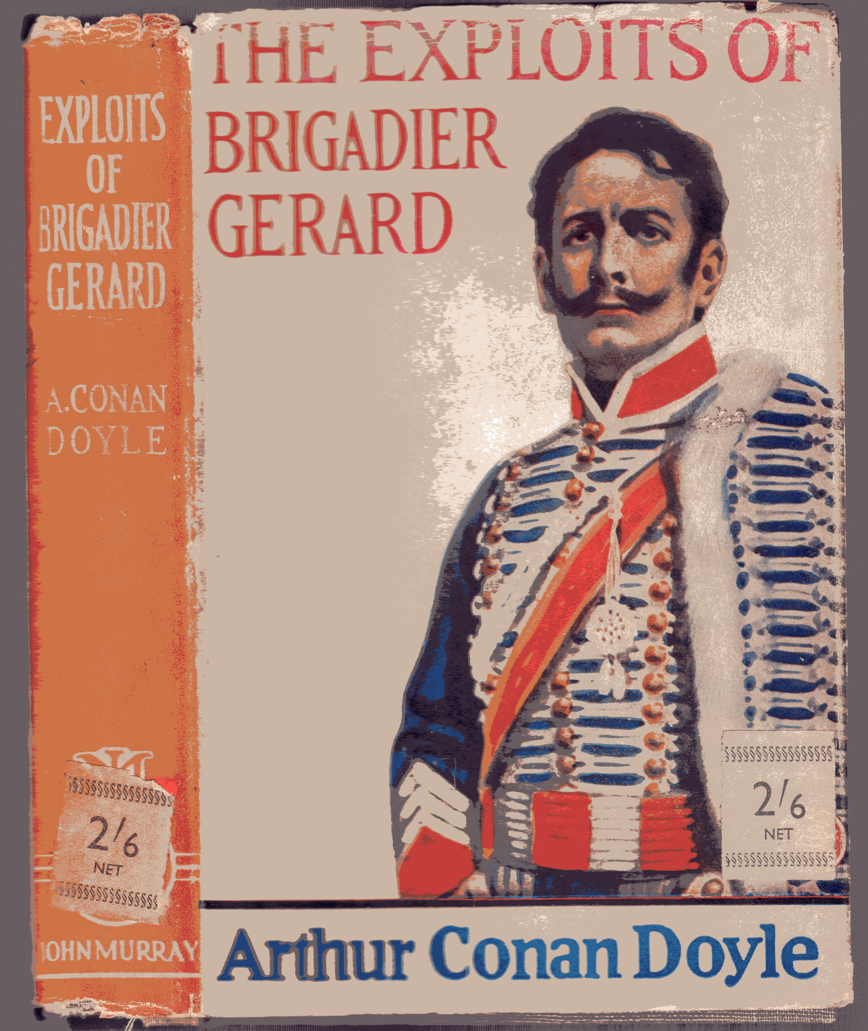 Image for The Exploits of Brigadier Gerard