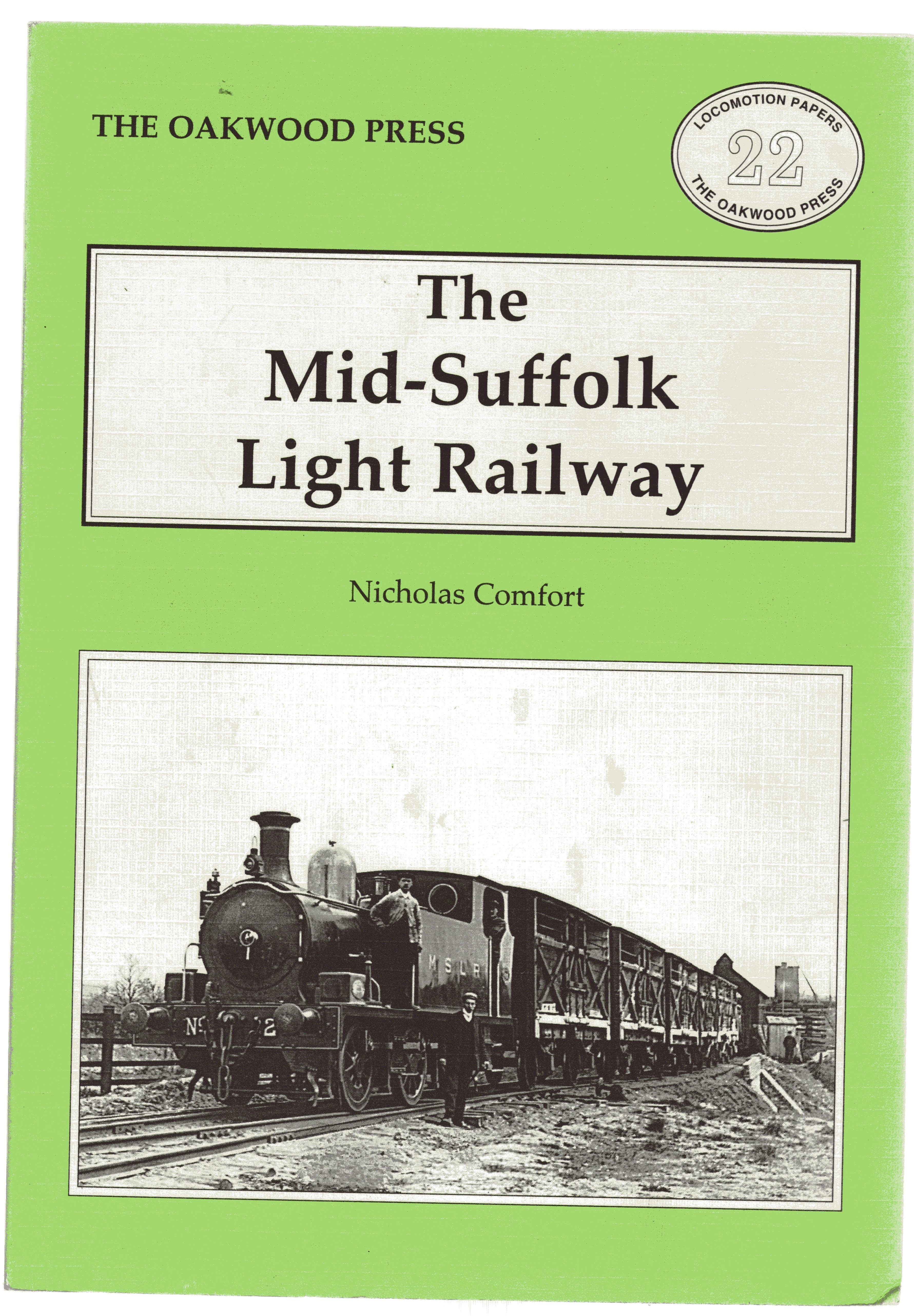 Image for The Mid-Suffolk Light Railway