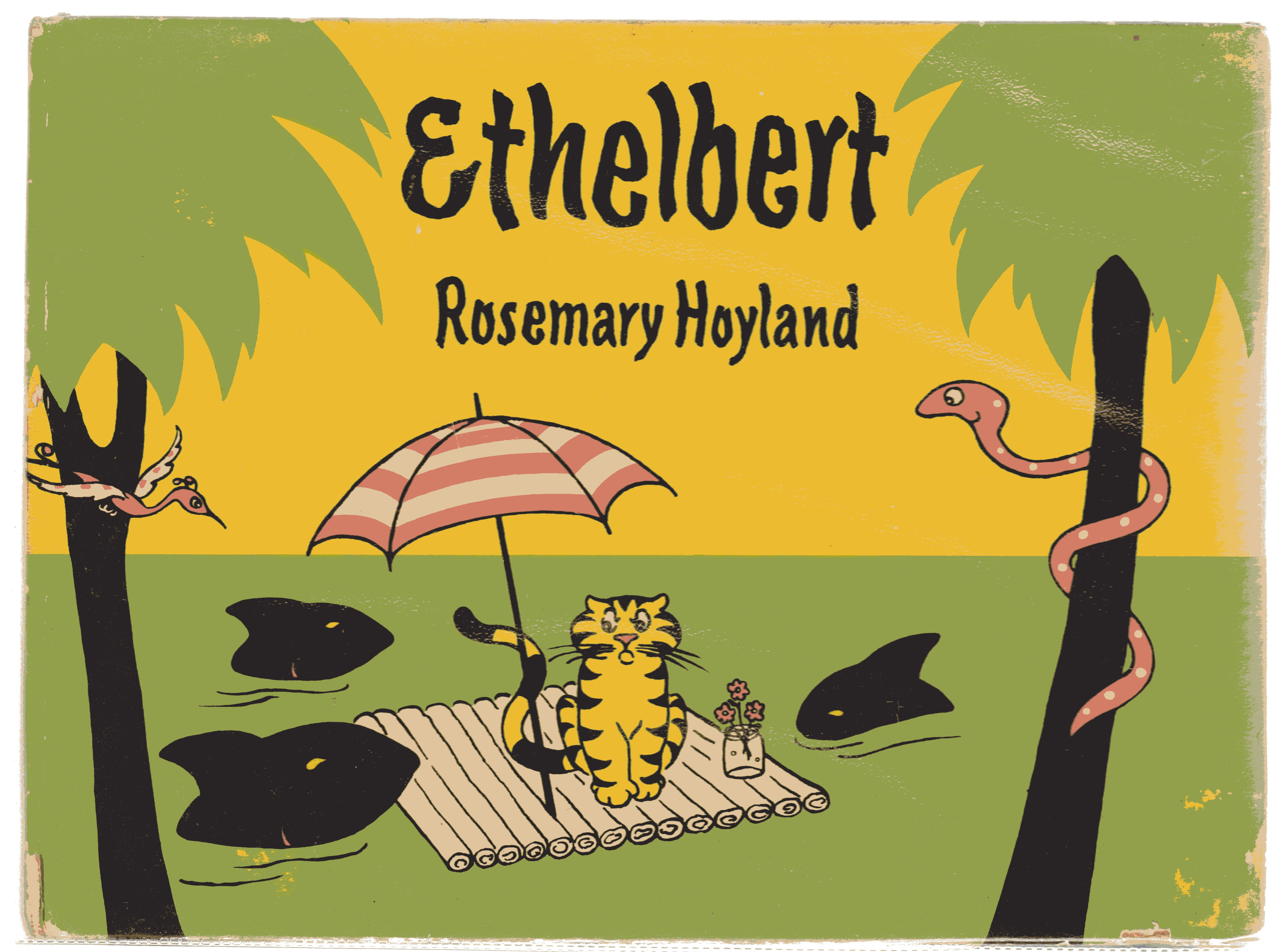 Image for Ethelbert - The Tale of a Tiger
