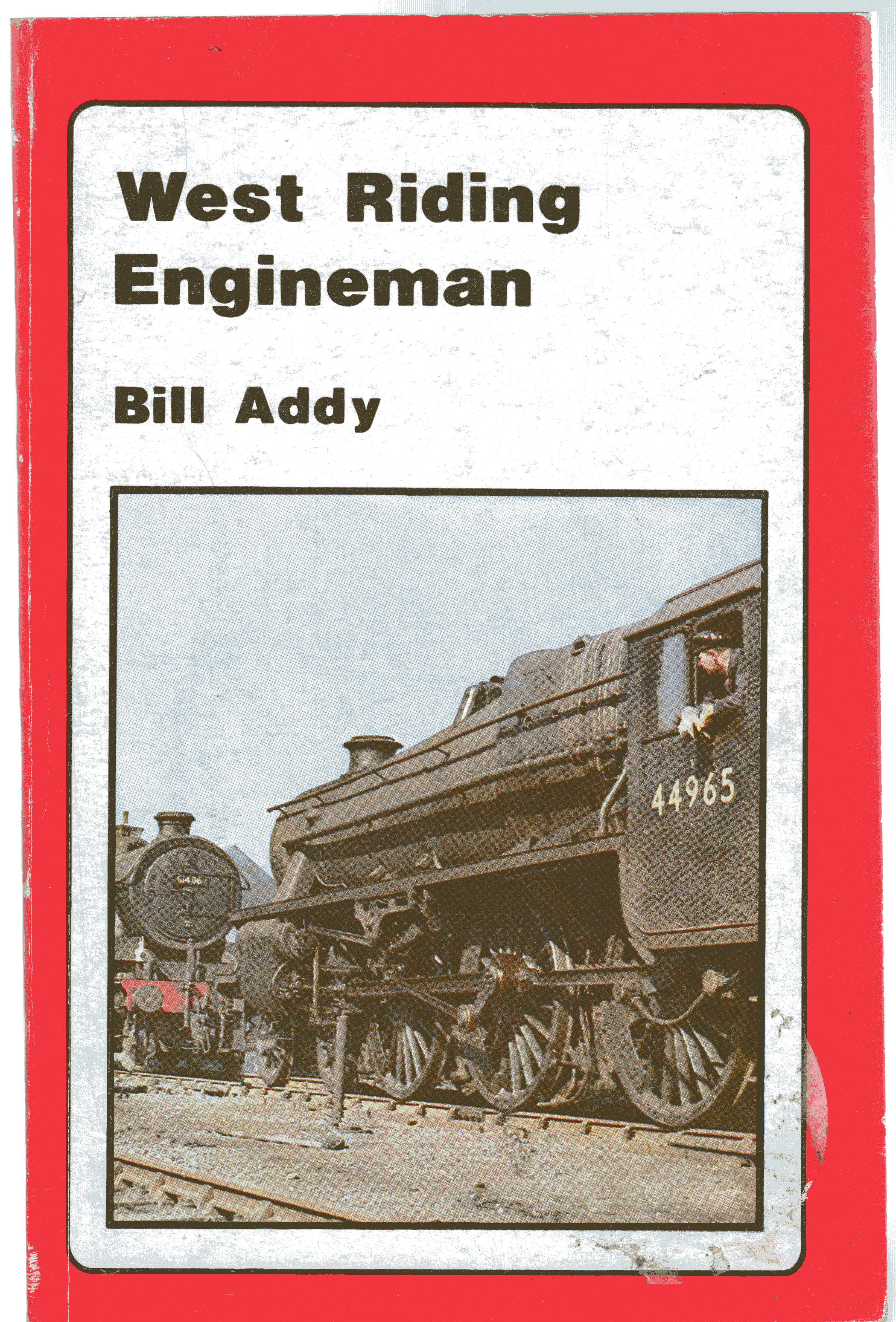 Image for West Riding Engineman : Steam Shunters to High-Speed Train