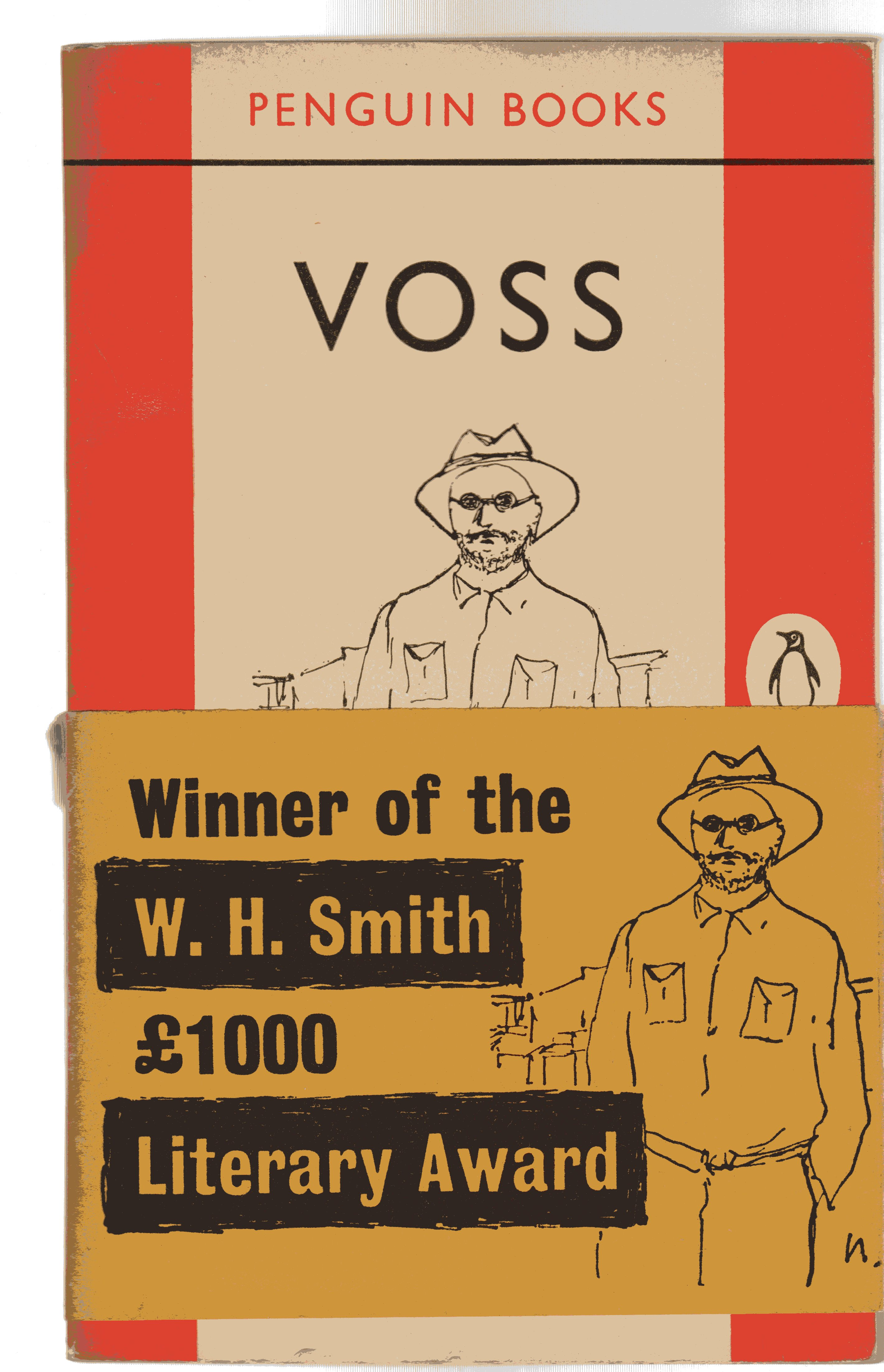 Image for Voss