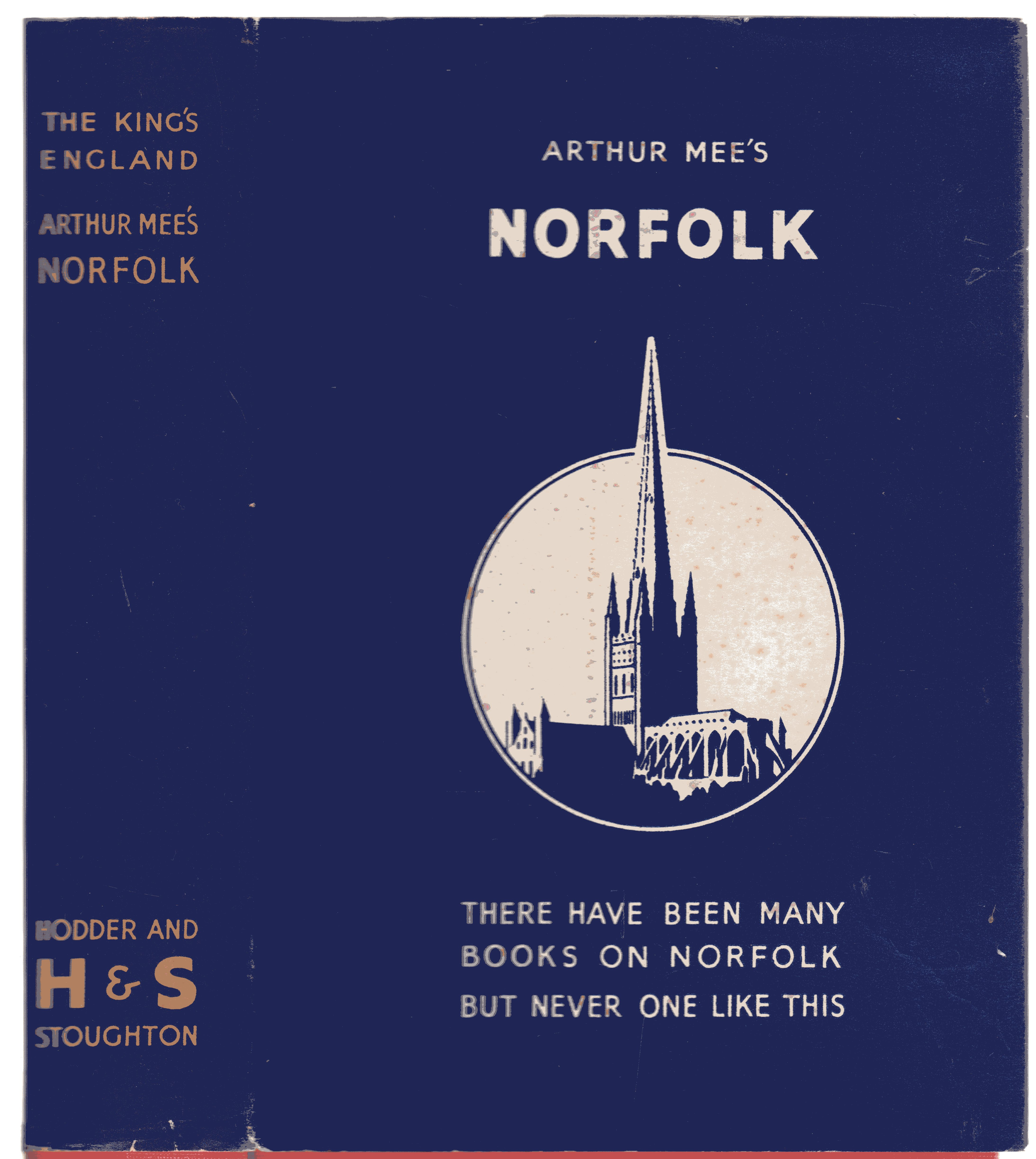 Image for The King's England: Norfolk - Green Pastures and Still Waters