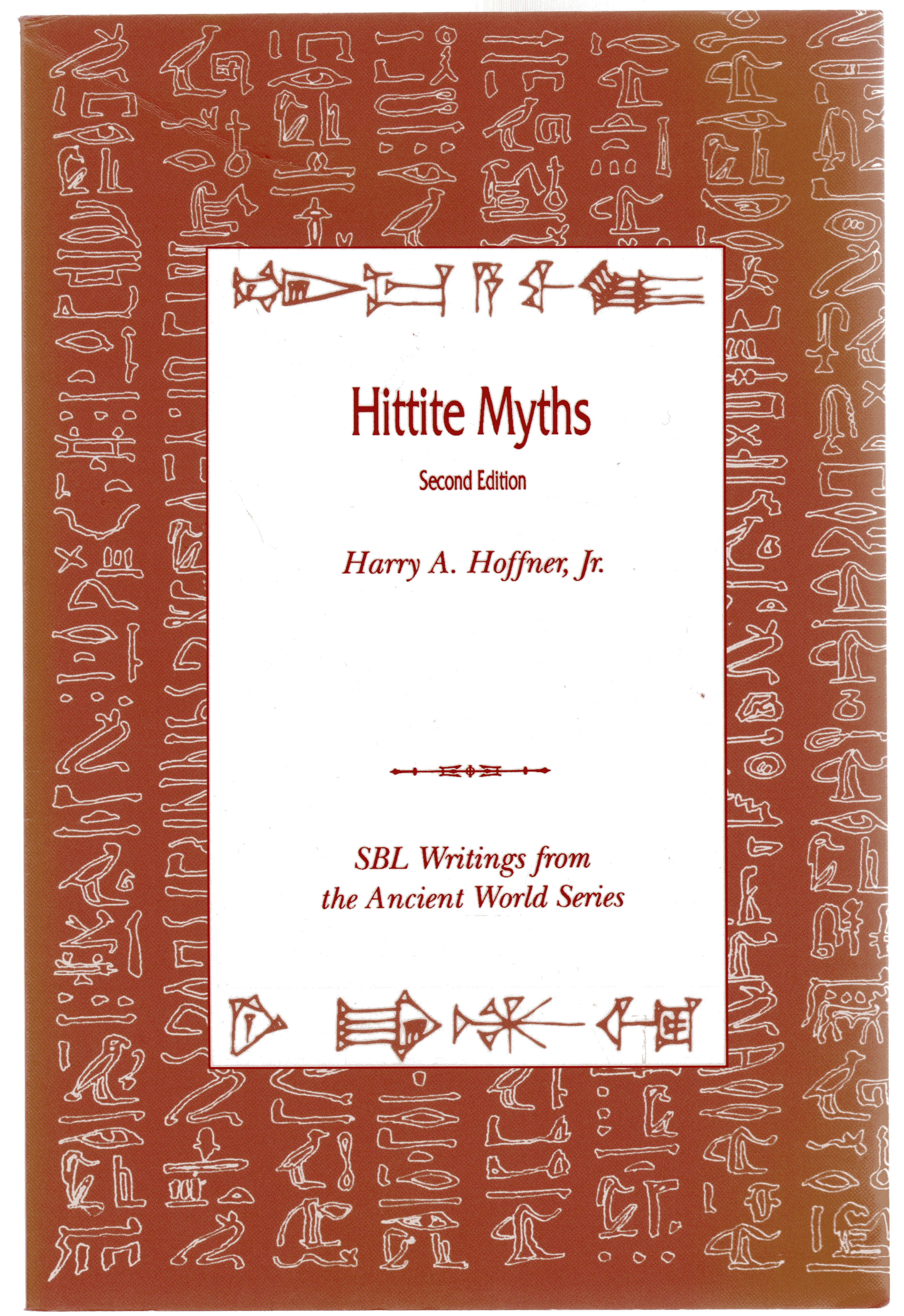 Image for Hittite Myths