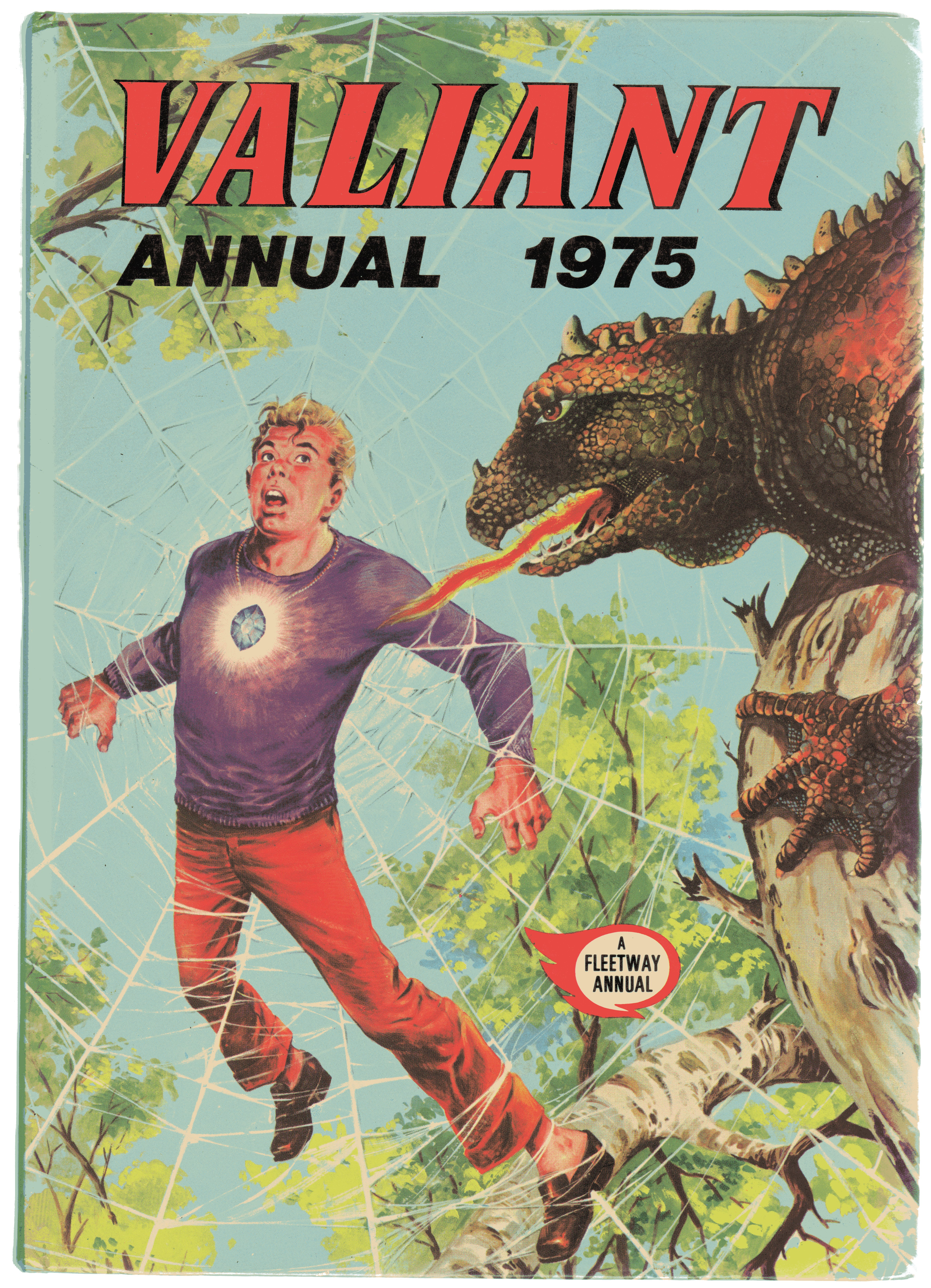 Image for Valiant Annual 1975