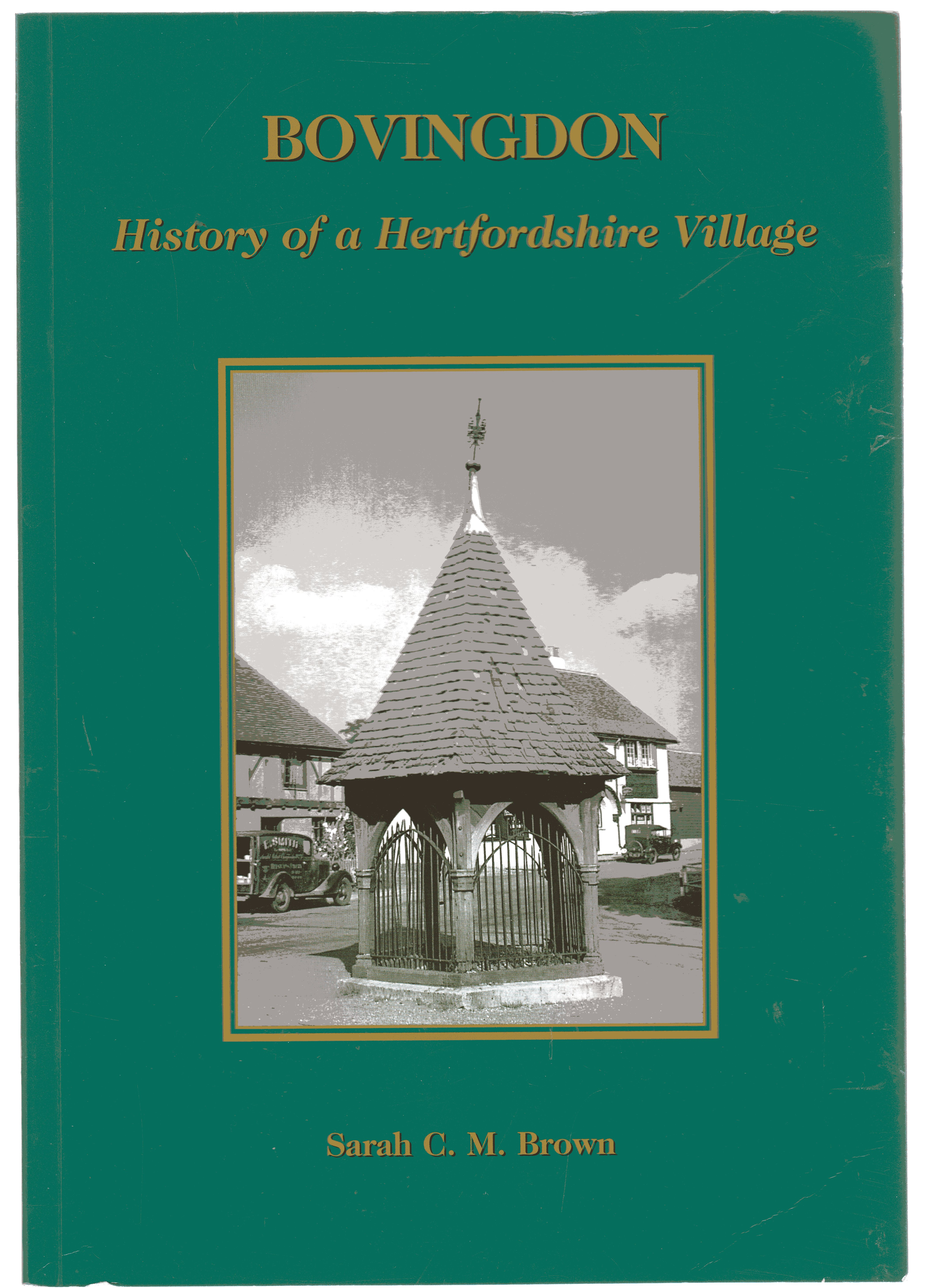 Image for Bovingdon : History of a Hertfordshire Village