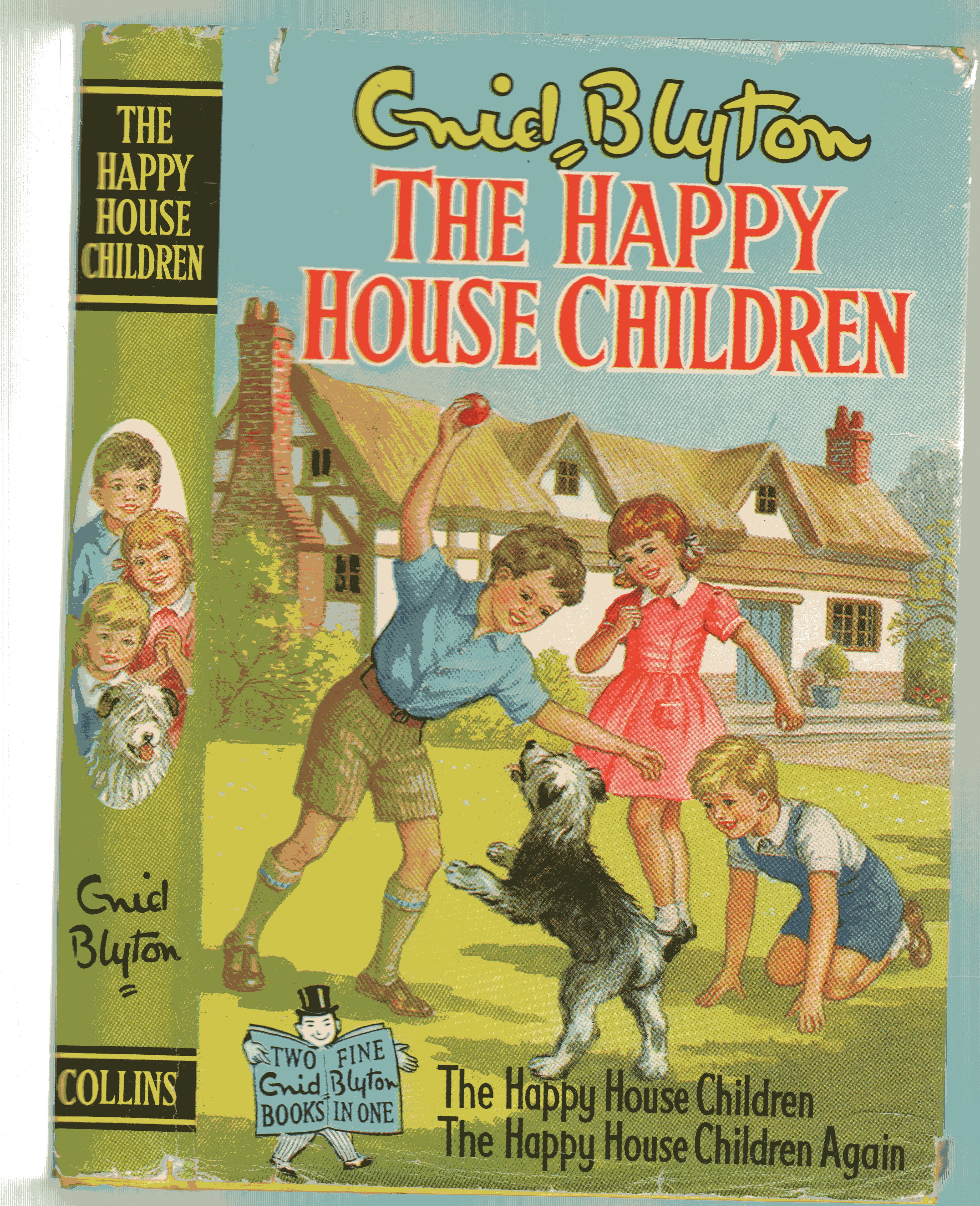Image for The Happy House Children and The Happy House Children Again