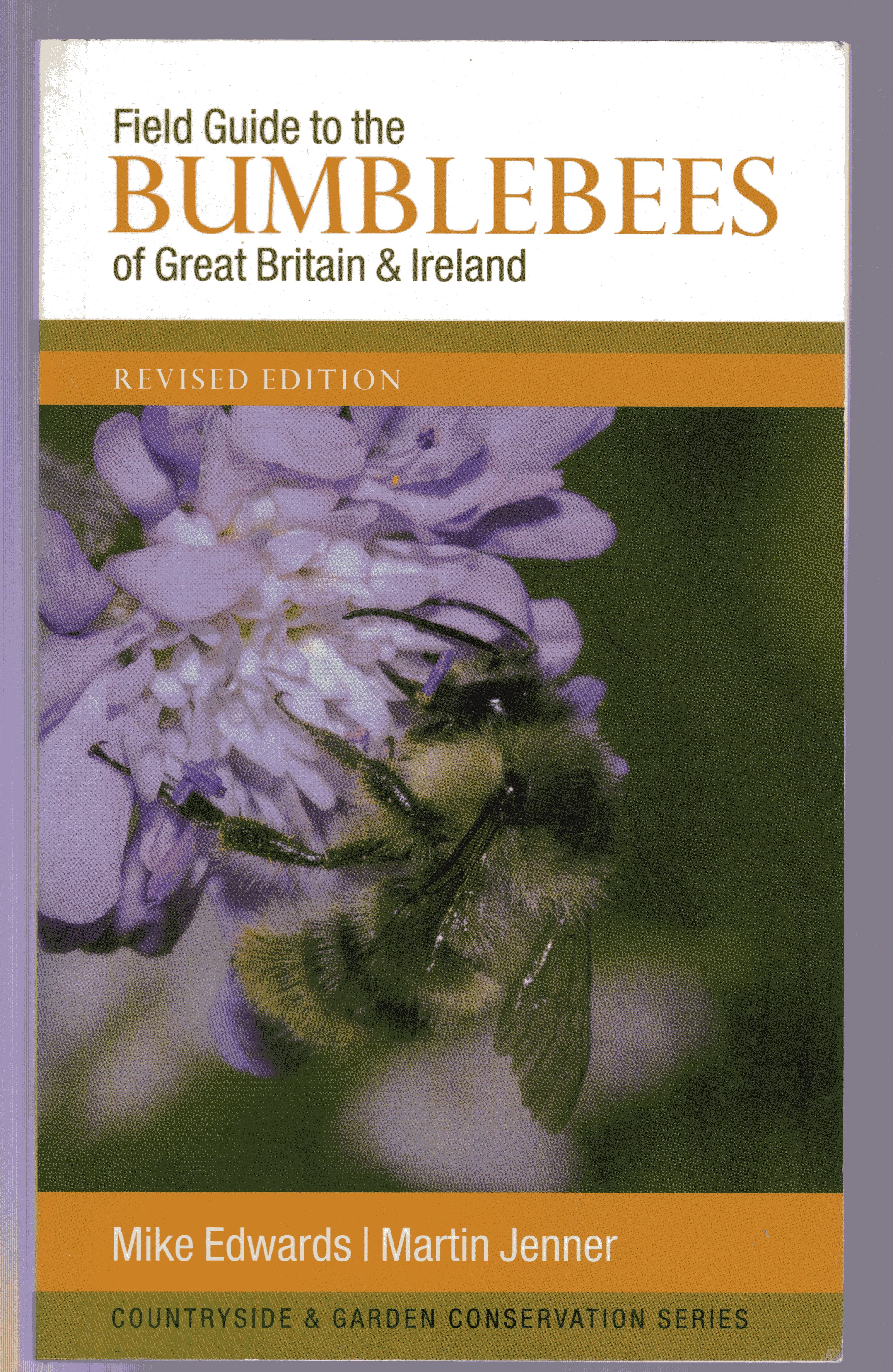 Image for Field Guide to the Bumblebees of Great Britain and Ireland