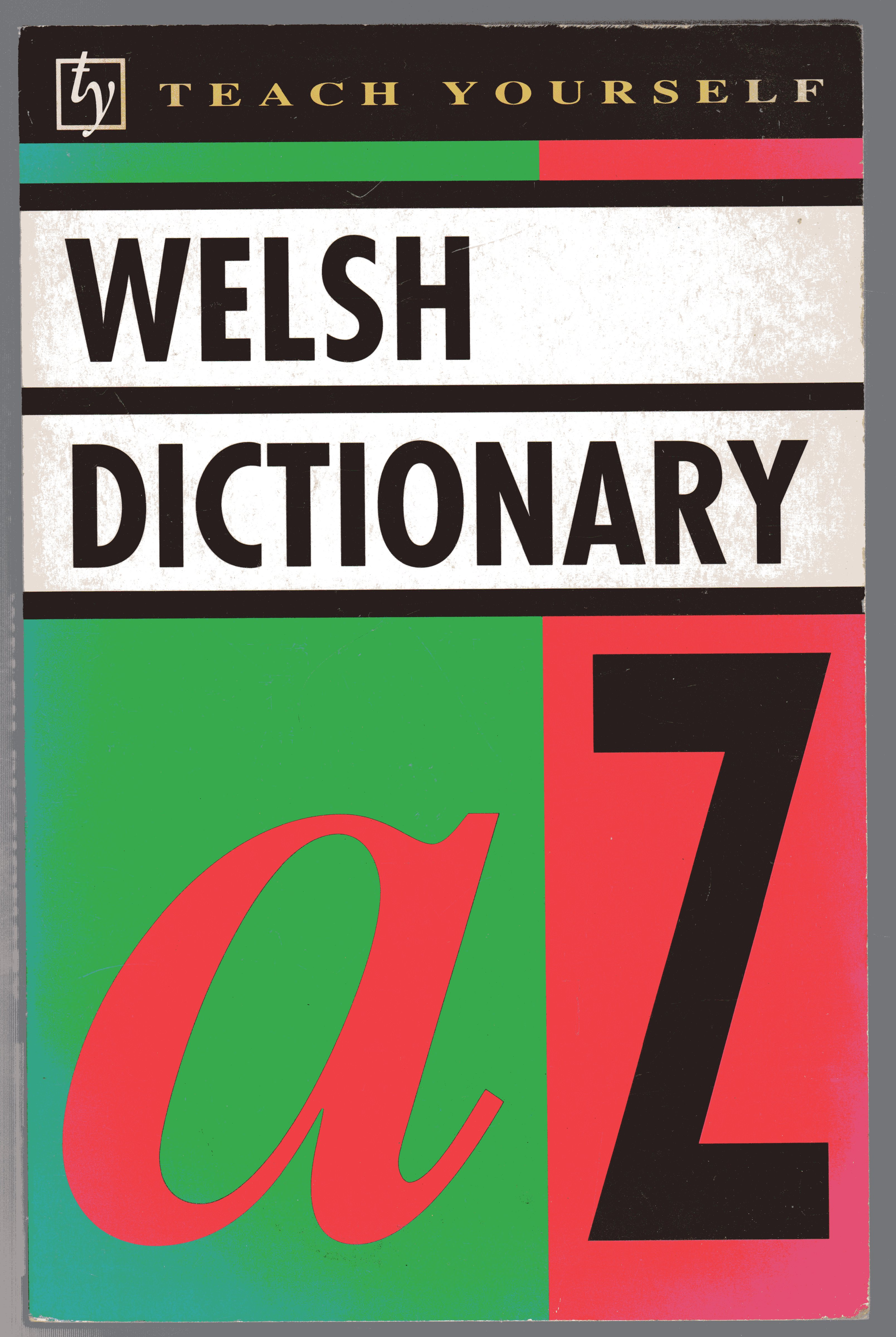 Image for Welsh Dictionary (Teach Yourself)