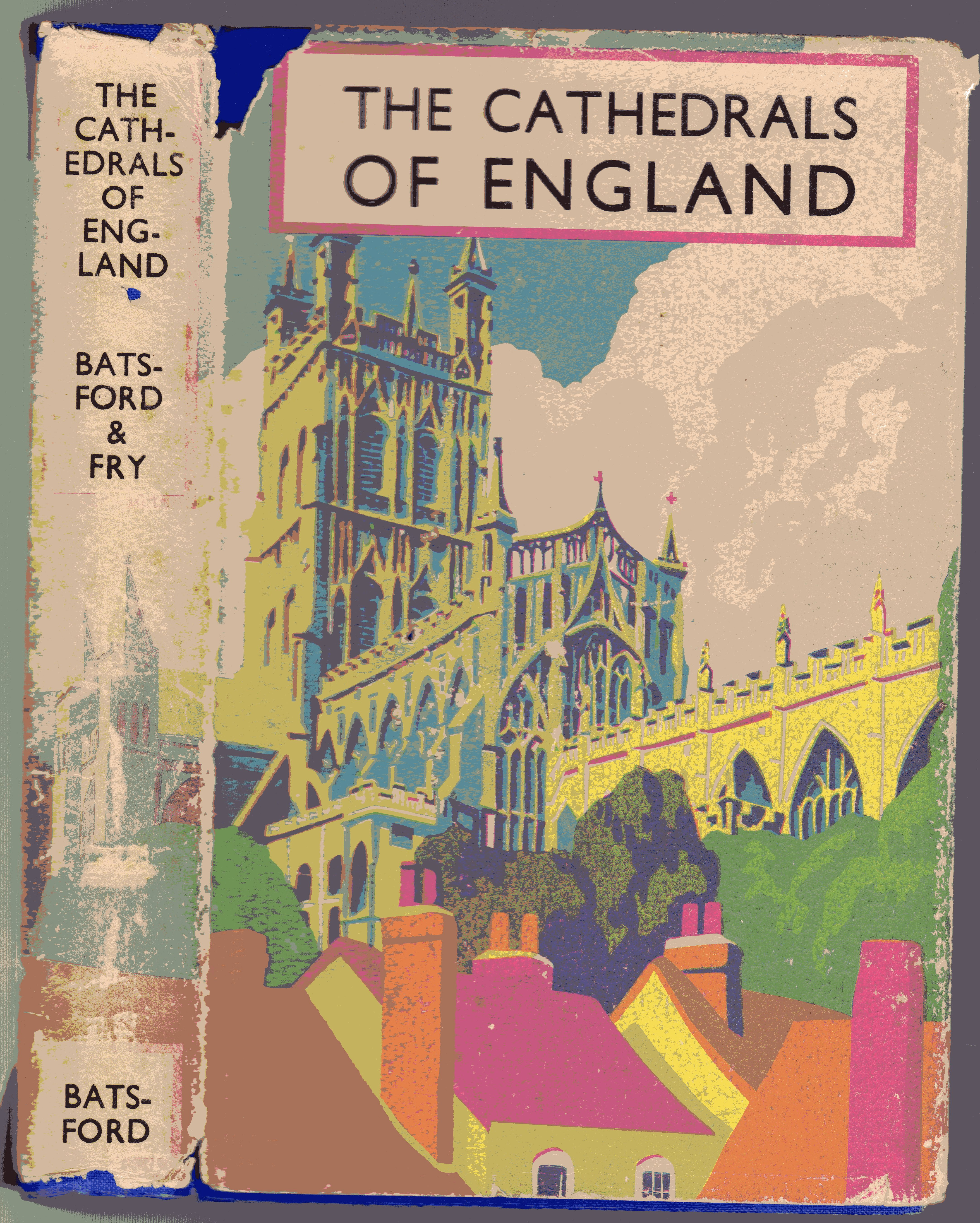 Image for The Cathedrals of England
