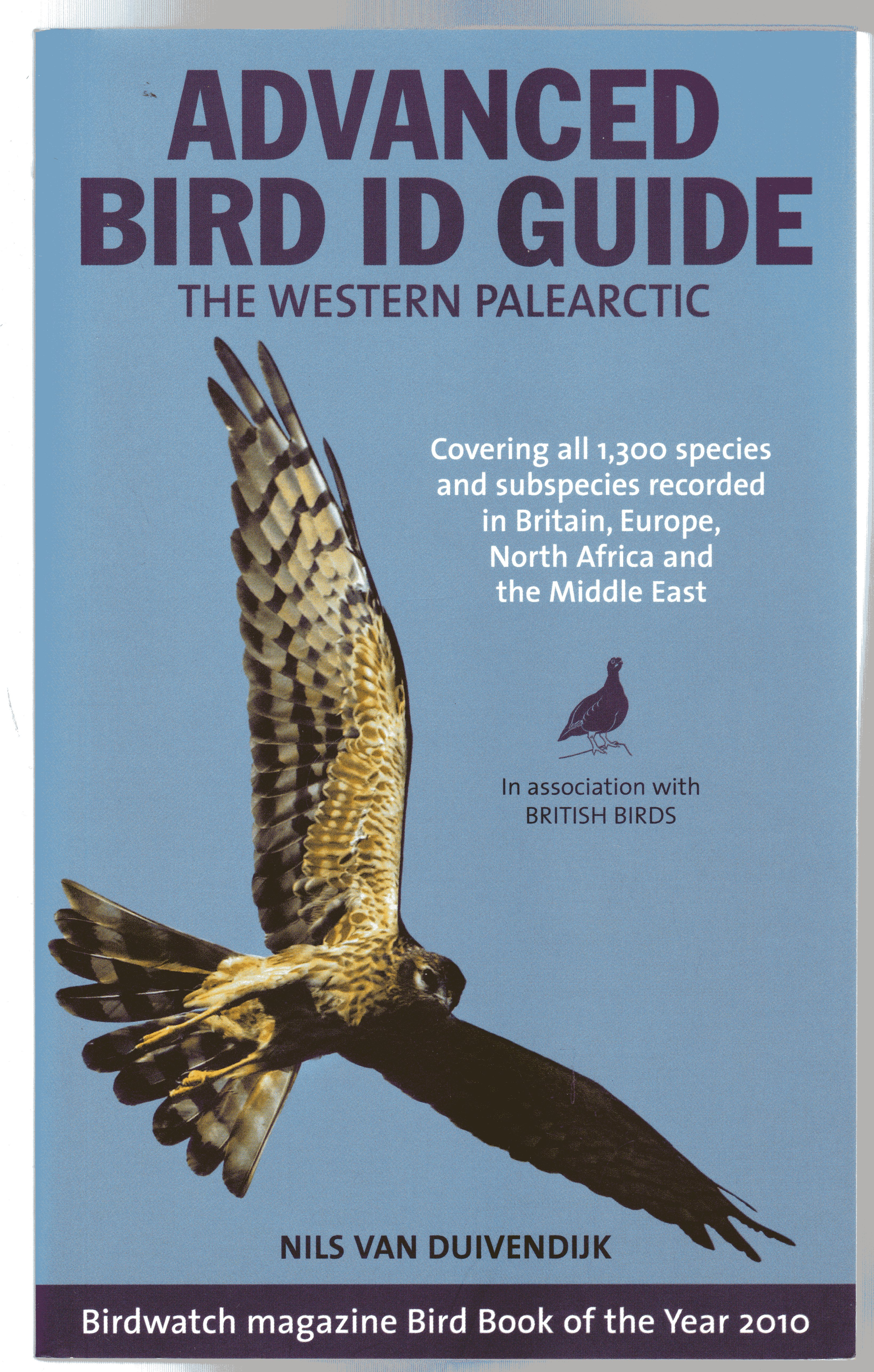 Image for Advanced Bird ID Guide - The Western Palearctic