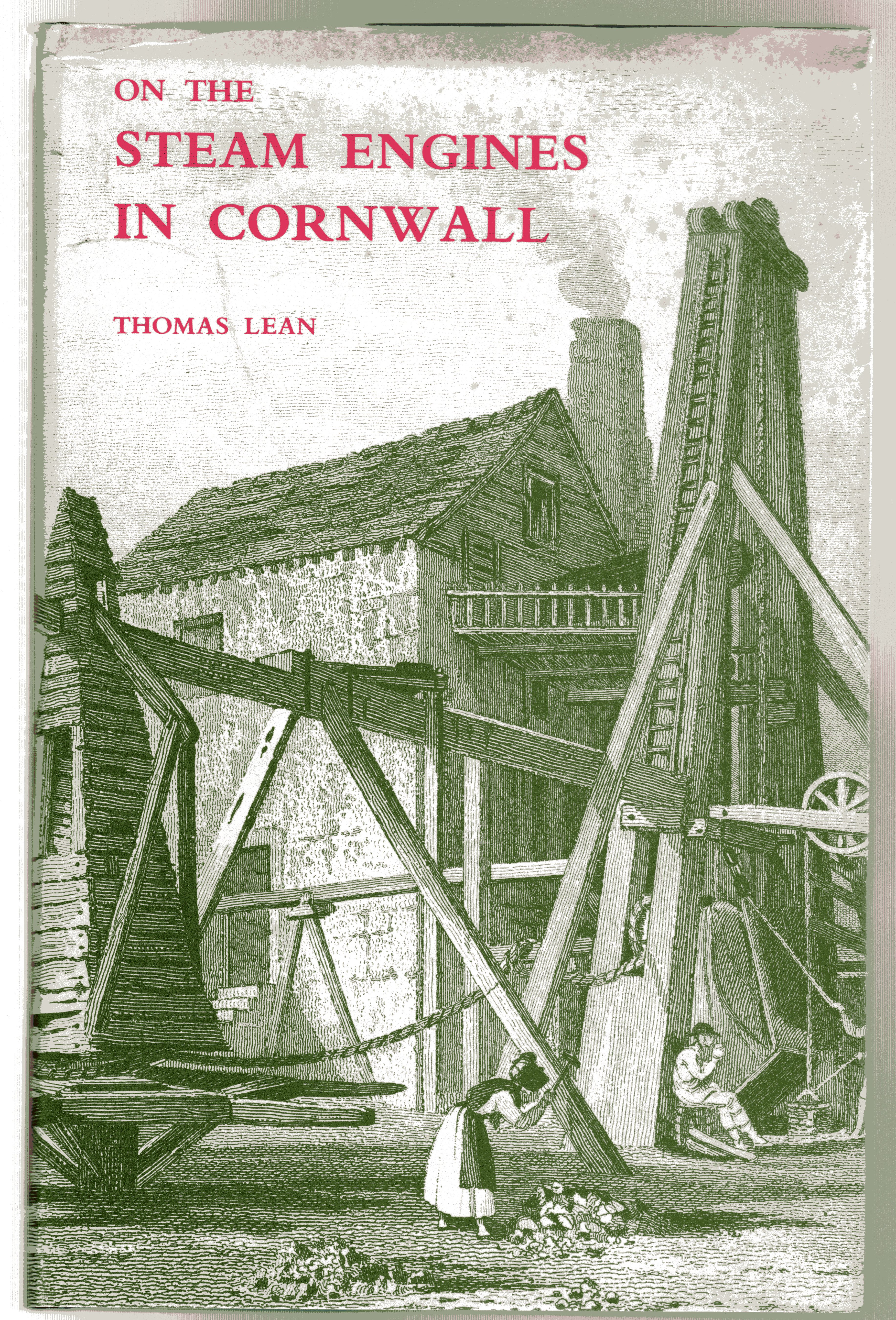 Image for On the Steam Engines in Cornwall