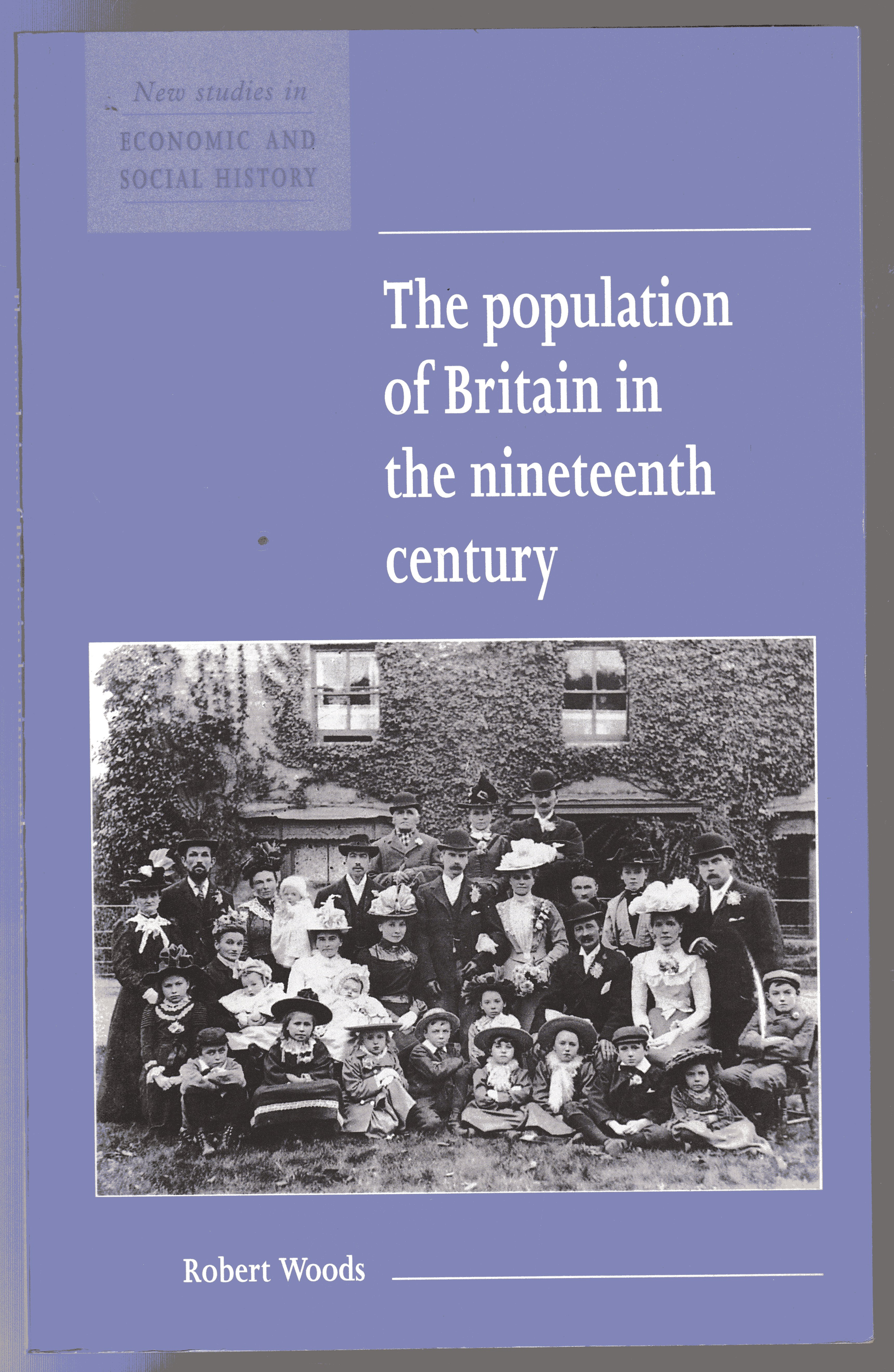 Image for The Population of Britain in the Nineteenth Century