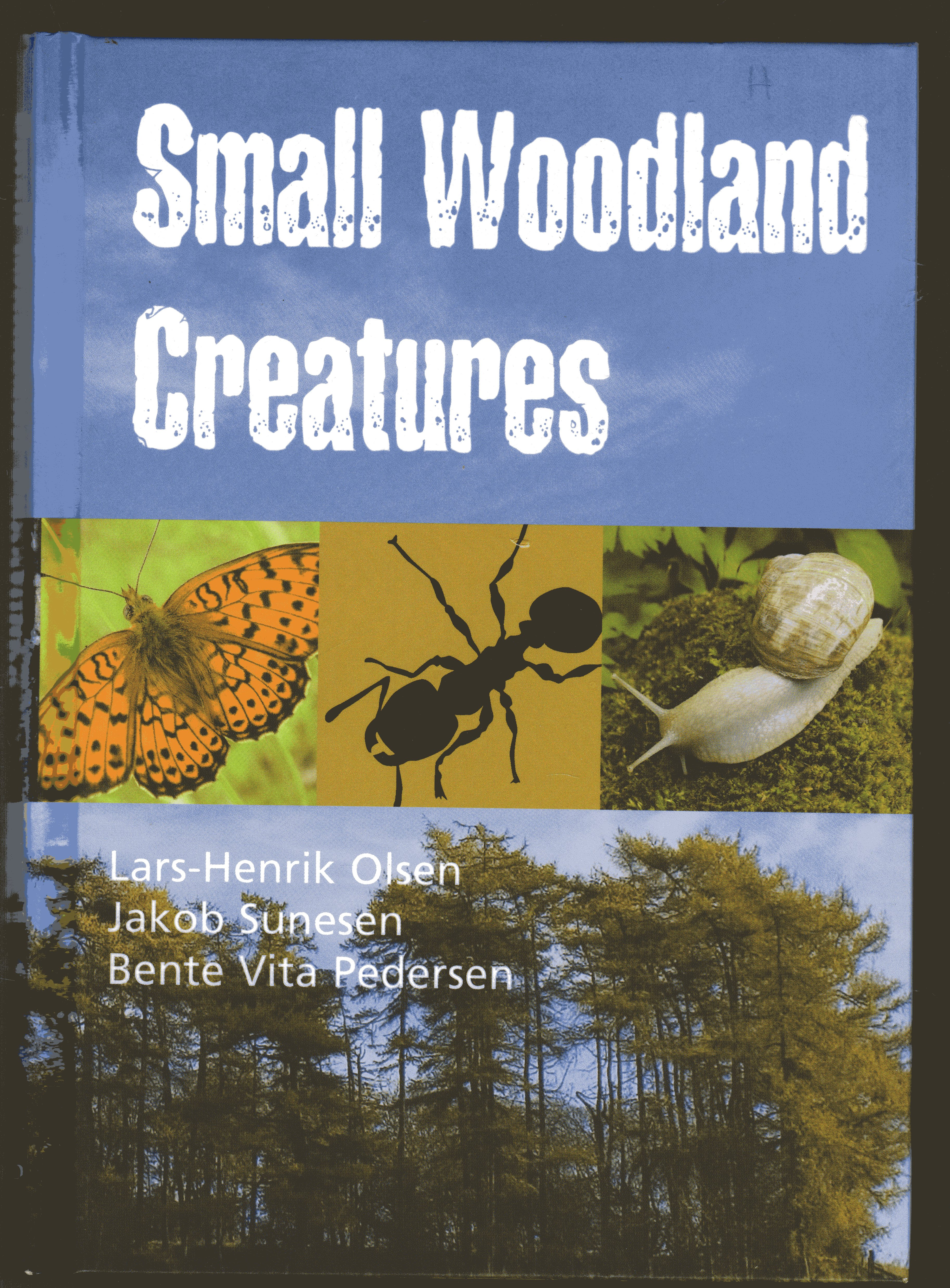 Image for Small Woodland Creatures (Natural History Pocket Guides)