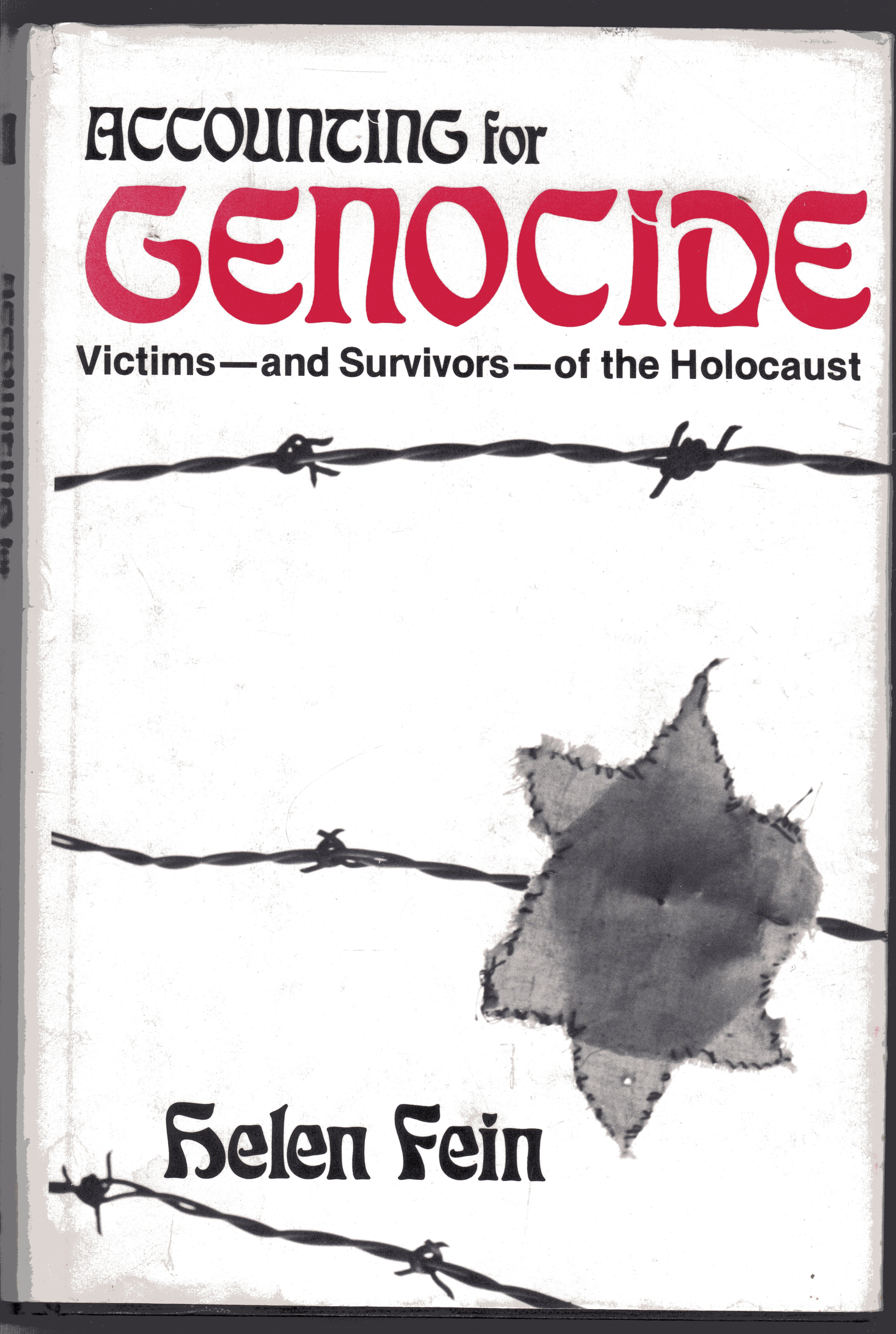 Image for Accounting for Genocide : National Responses and Jewish Victimization During the Holocaust