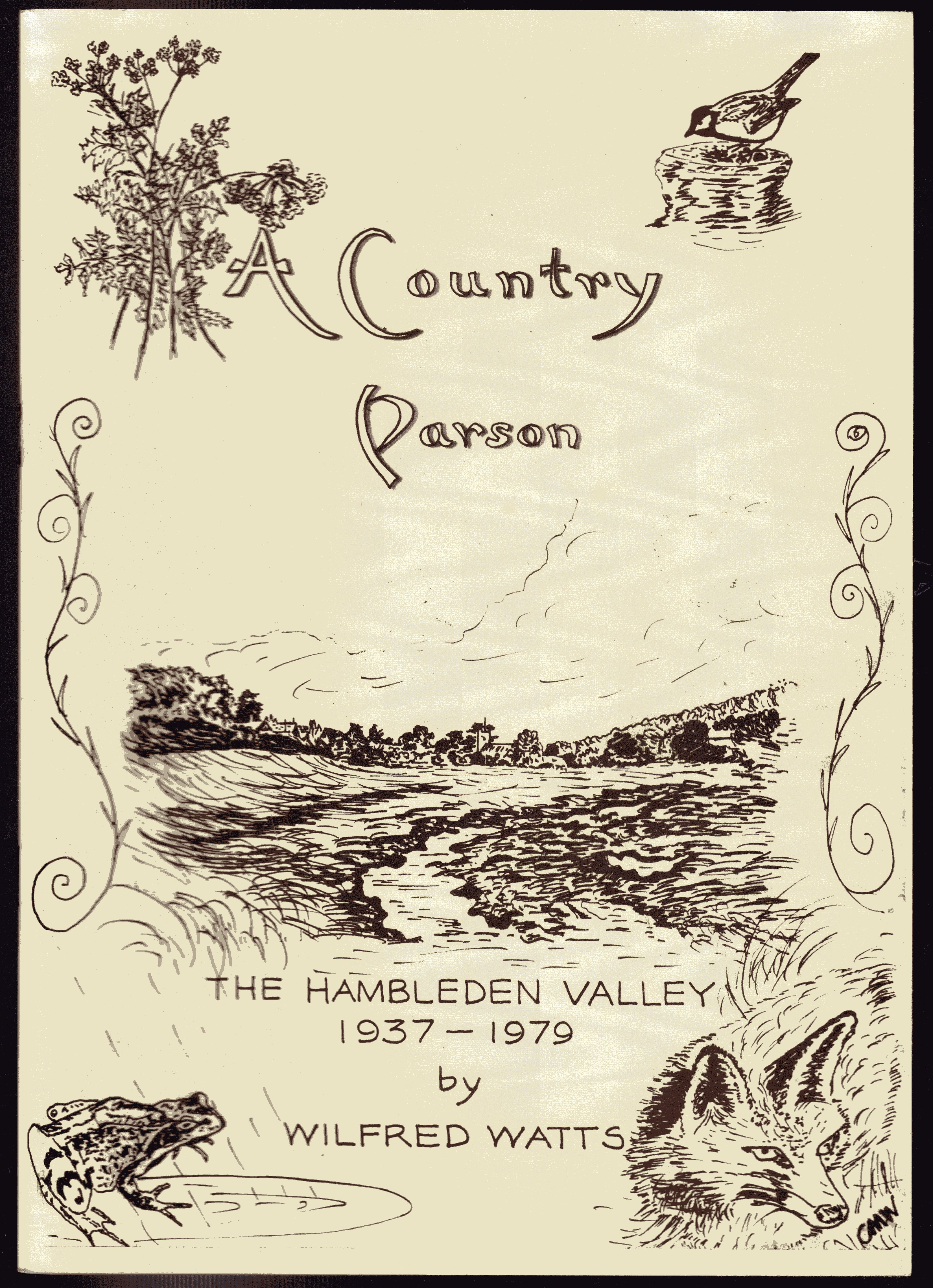 Image for A Country Parson - The Hambleden Valley 1937 - 1979