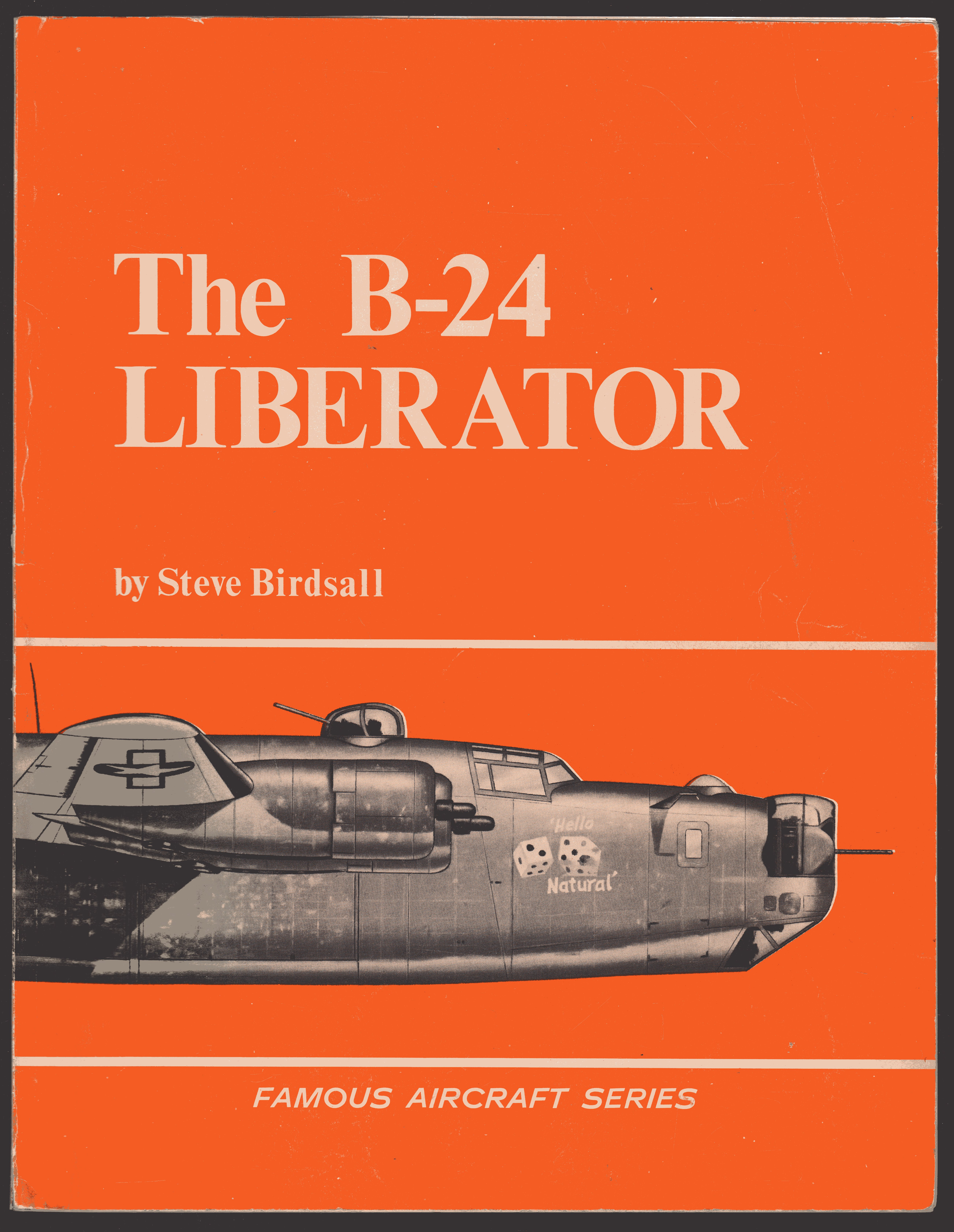 Image for B-24 Liberator (Famous Aircraft S.)