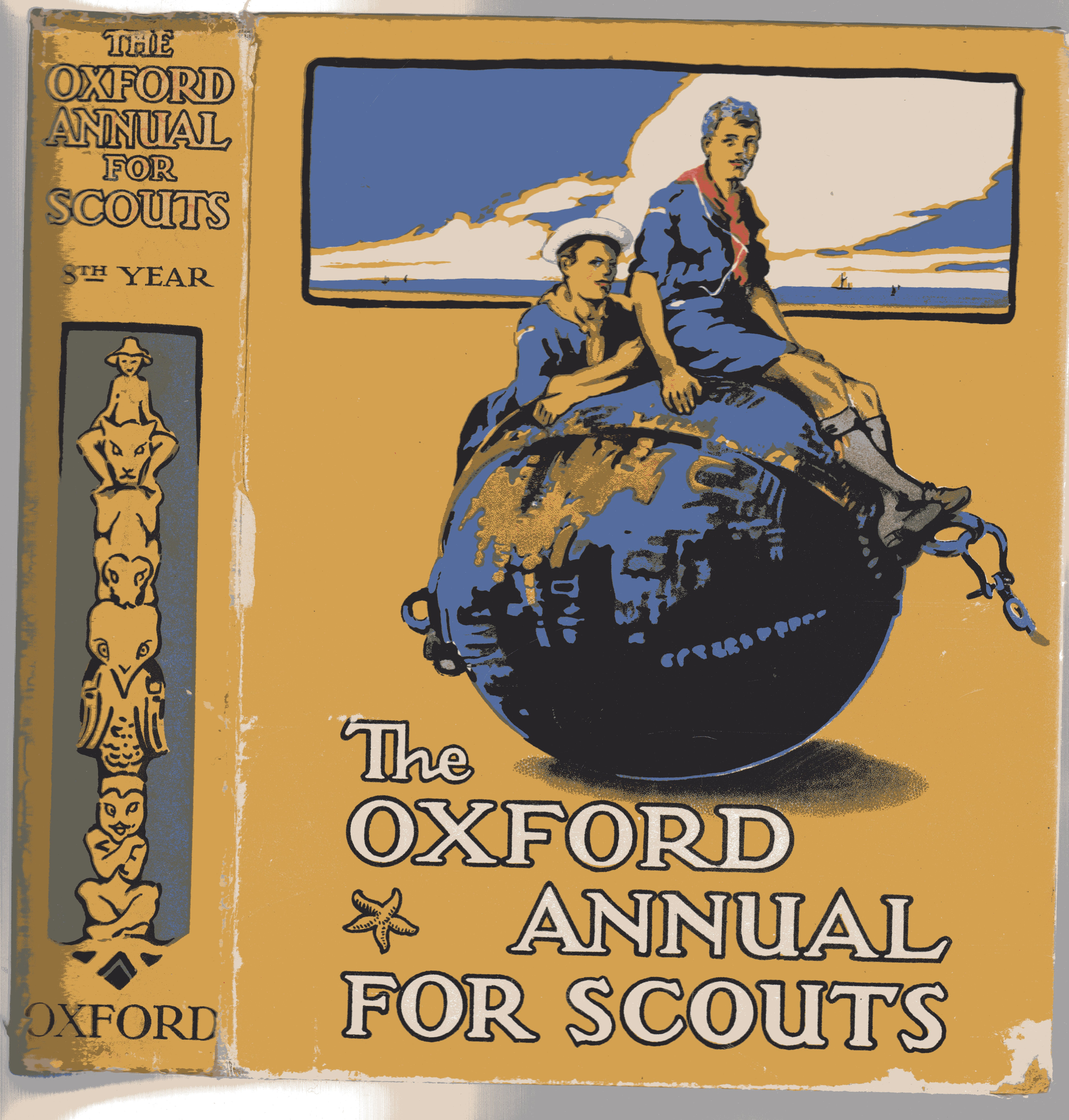 Image for The Oxford Annual for Scouts - 8th Year