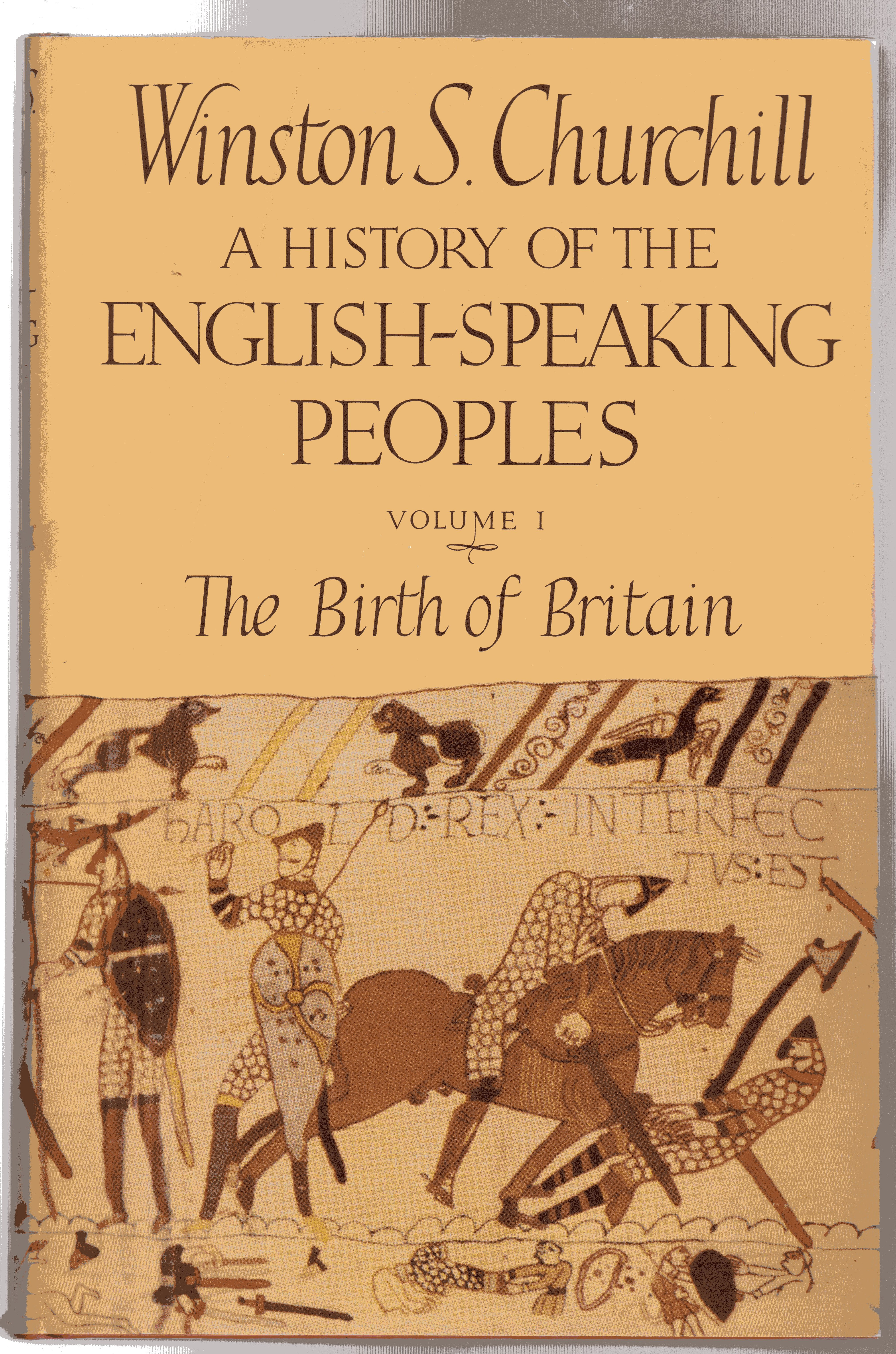 Image for A History of the English Speaking Peoples : Volume I  - The Birth of Britain