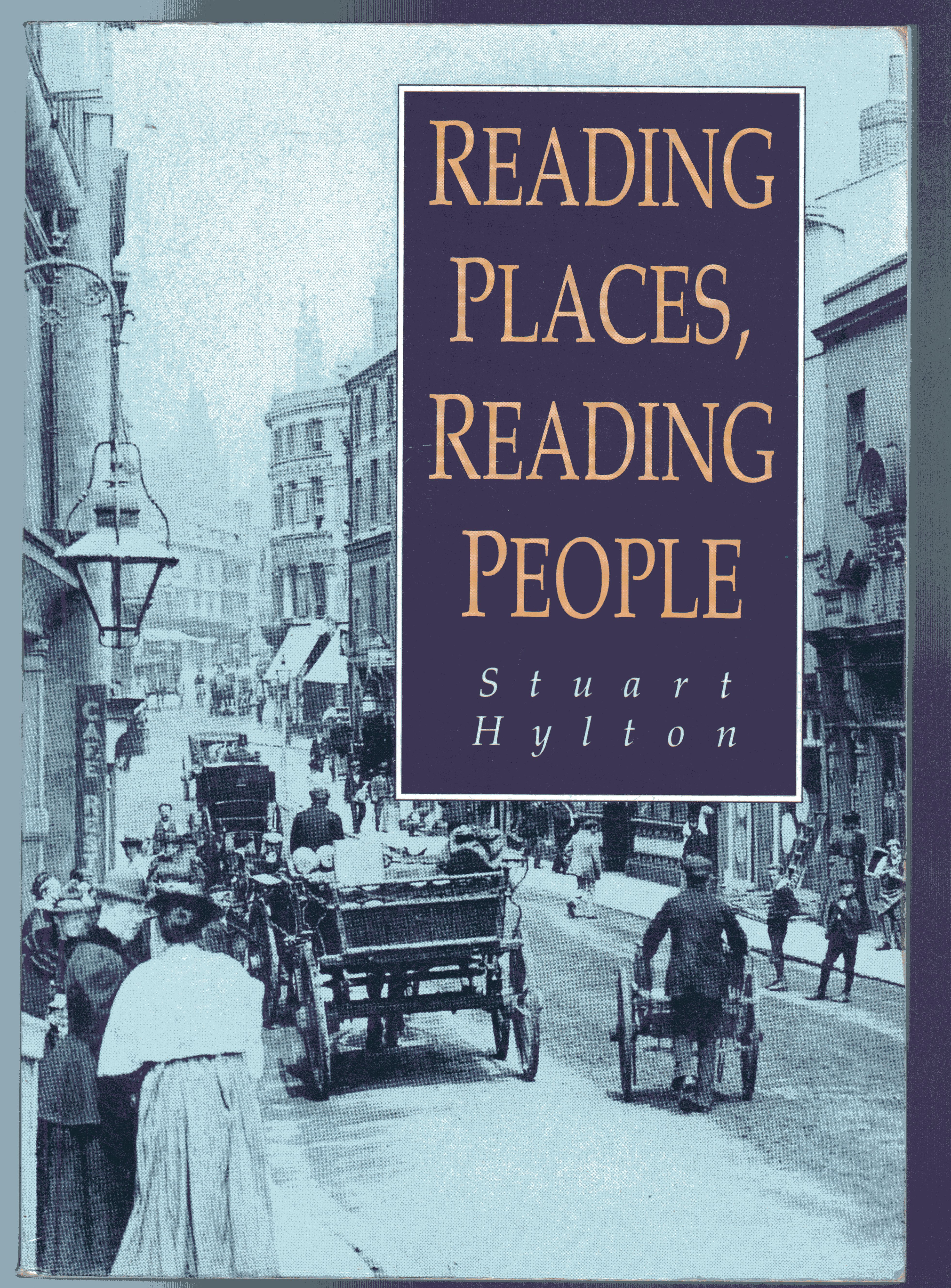 Image for Reading Places, Reading People : An Illustrated History of the Town