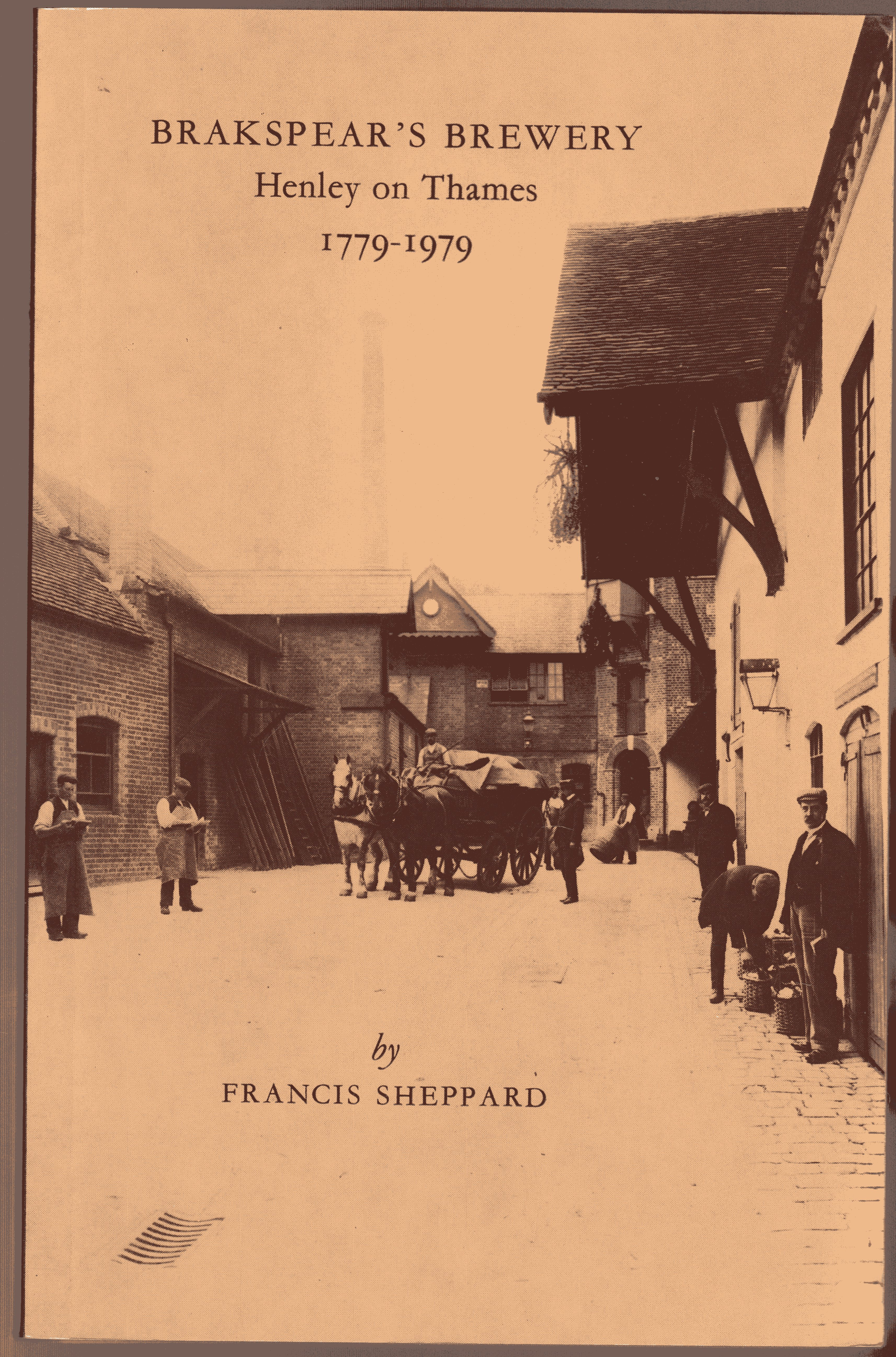 Image for Brakspear's Brewery, Henley on Thames 1779-1979